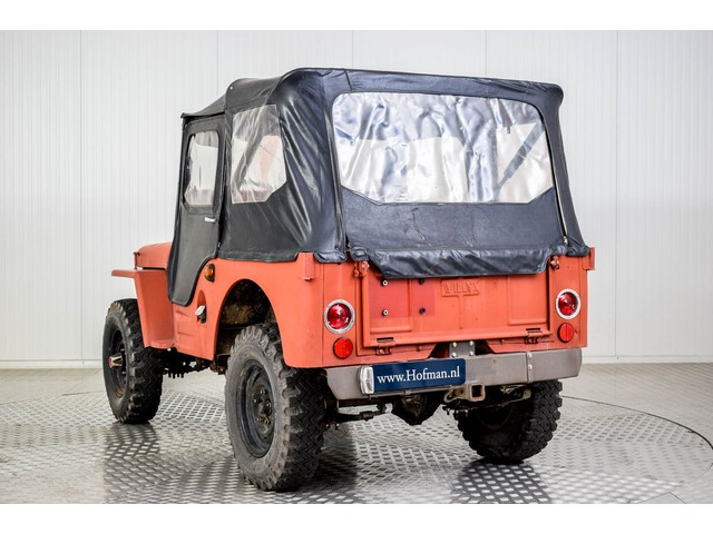 Willys Jeep CJ-2A Foto 8