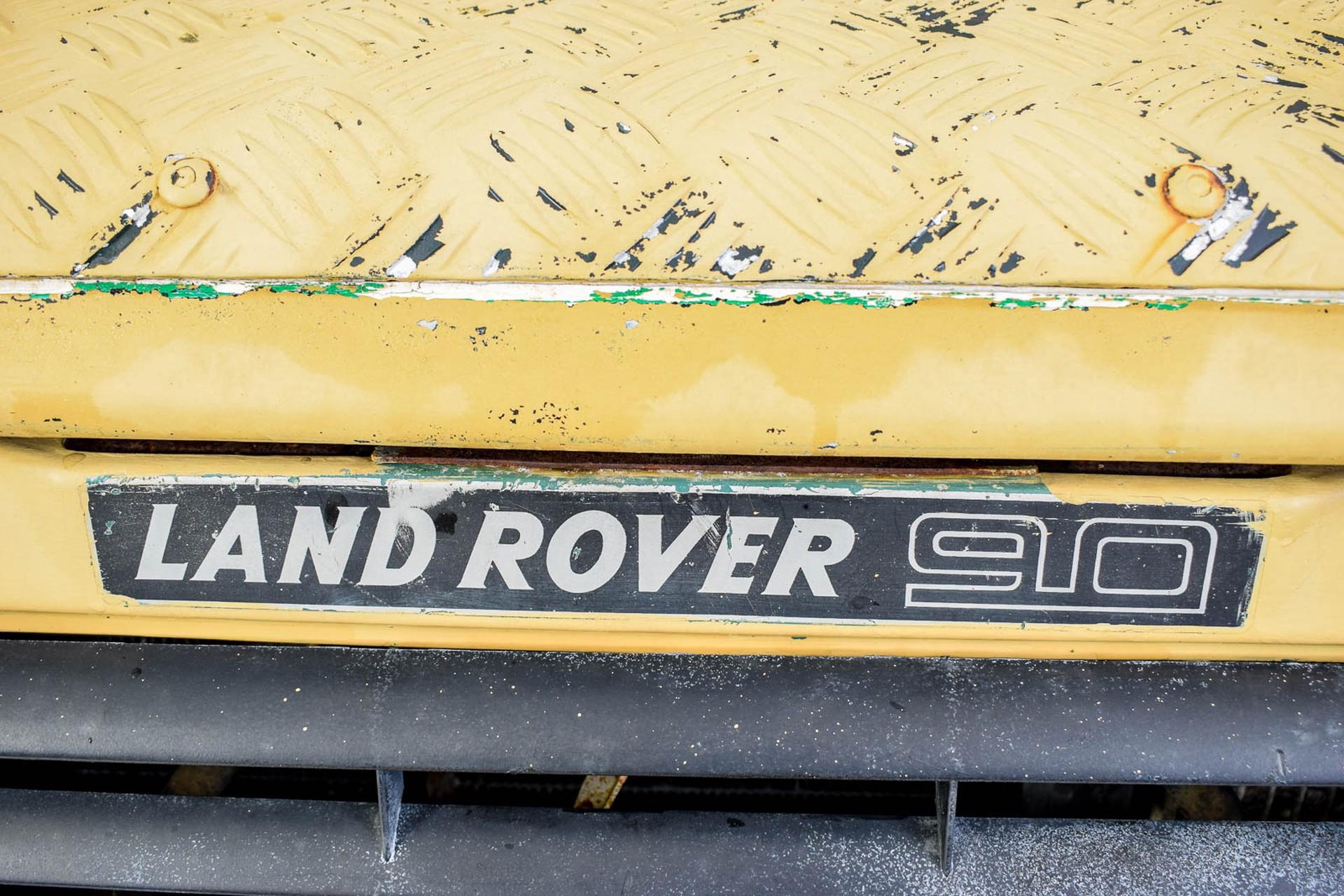 Land Rover Defender 90 2.5 TDi Automaat Foto 19