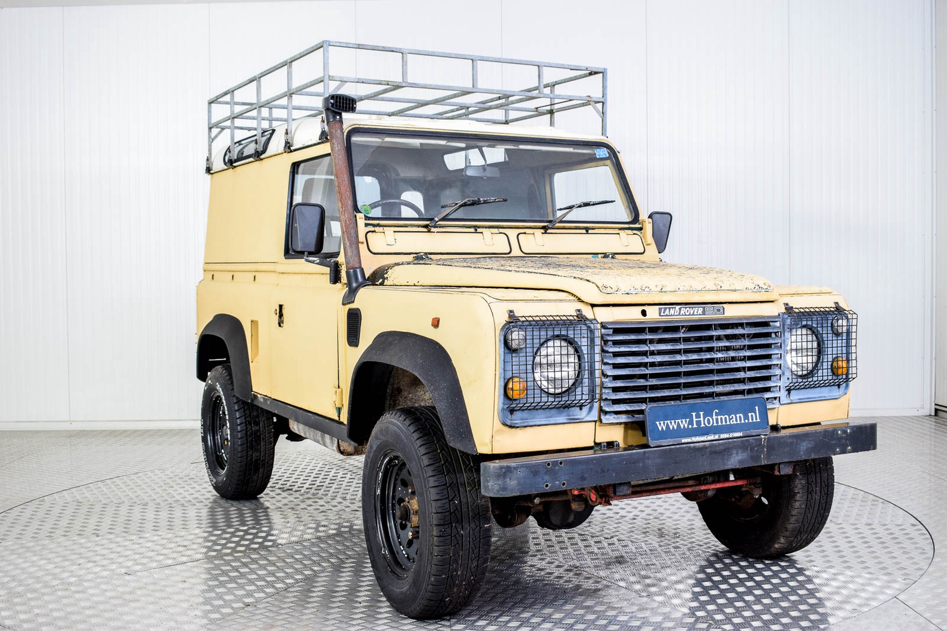 Land Rover Defender 90 2.5 TDi Automaat Foto 7