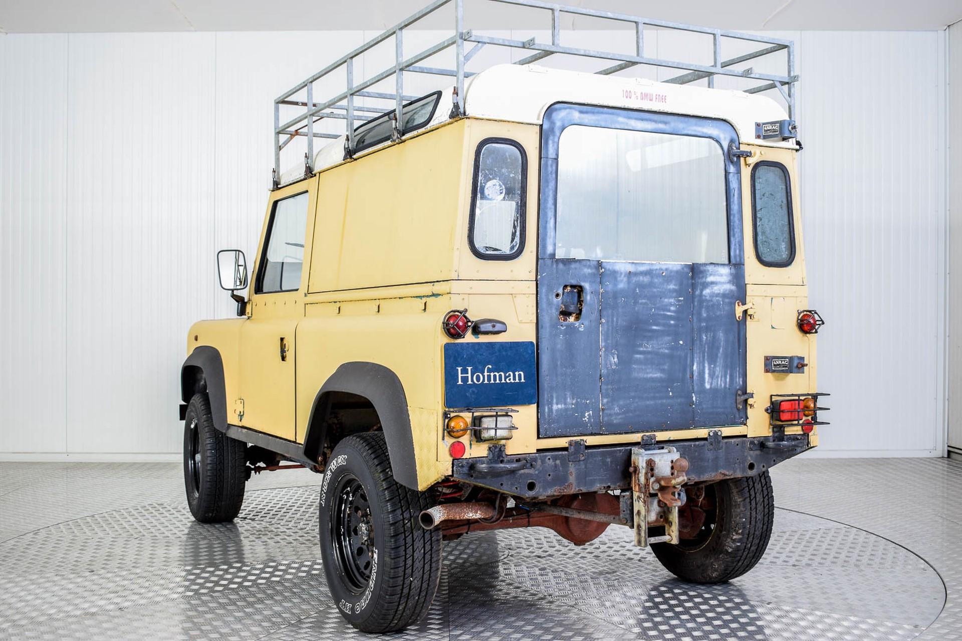 Land Rover Defender 90 2.5 TDi Automaat Foto 8