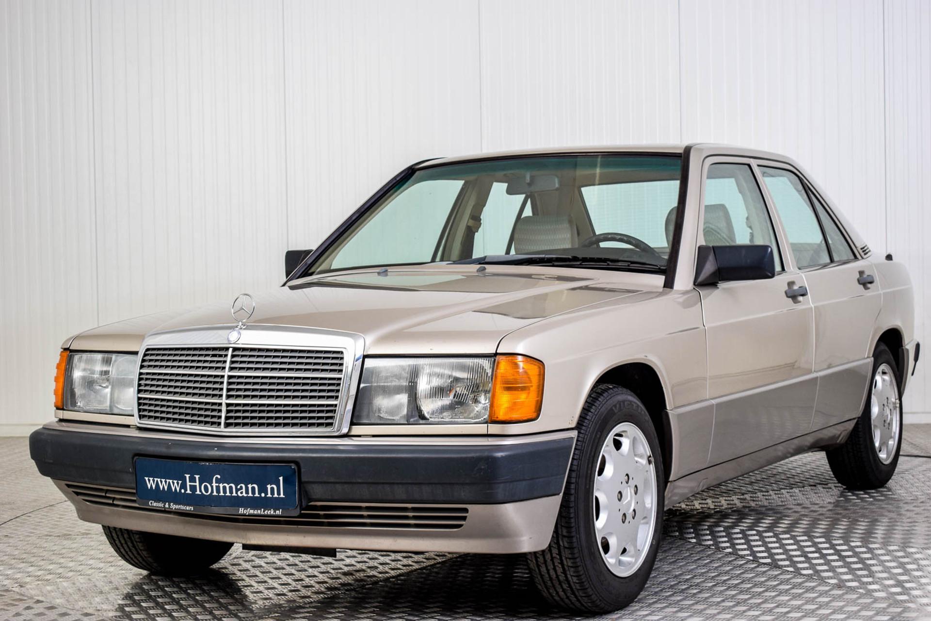Mercedes-Benz 190 2.5 D Turbo Diesel Foto 13