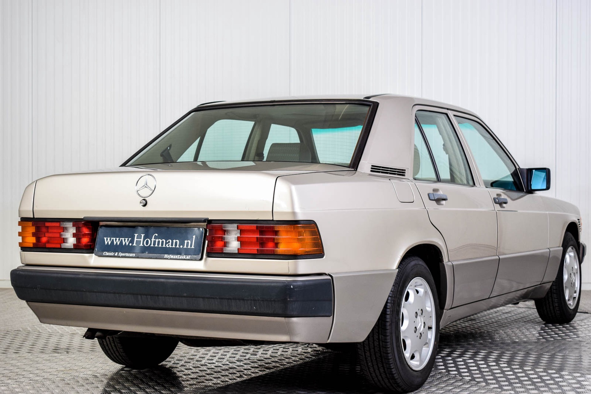 Mercedes-Benz 190 2.5 D Turbo Diesel Foto 14