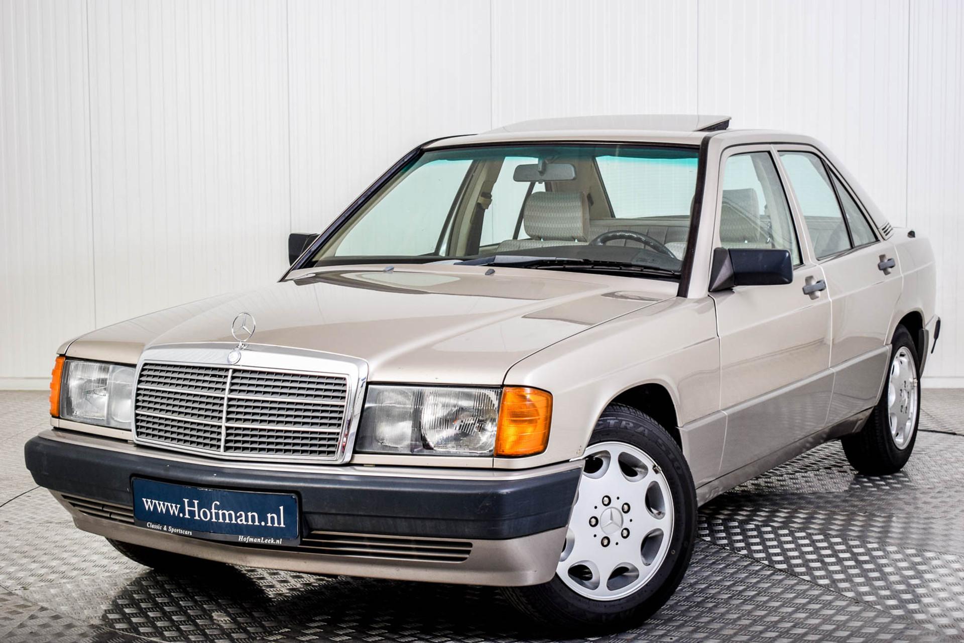 Mercedes-Benz 190 2.5 D Turbo Diesel Foto 18