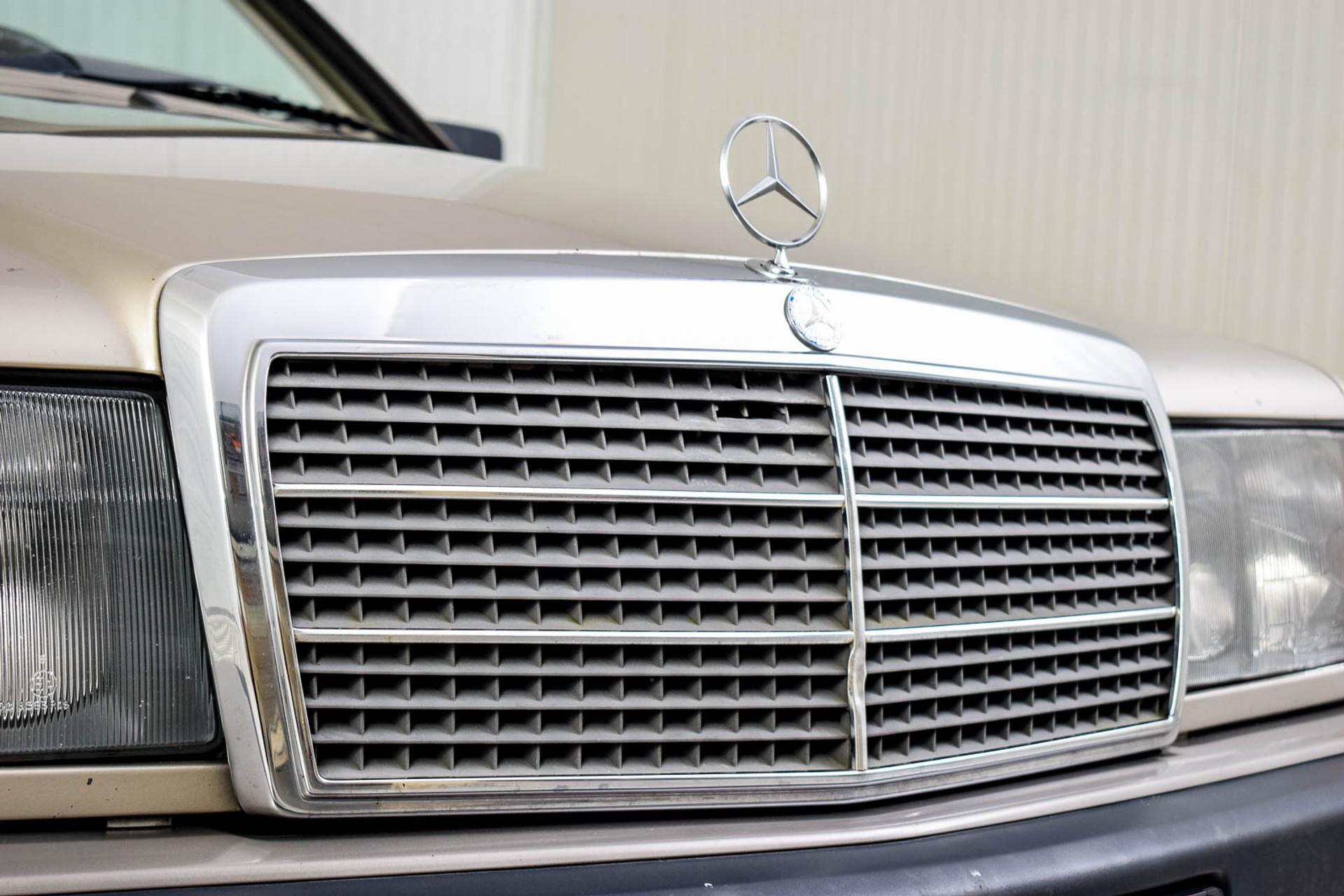 Mercedes-Benz 190 2.5 D Turbo Diesel Foto 20