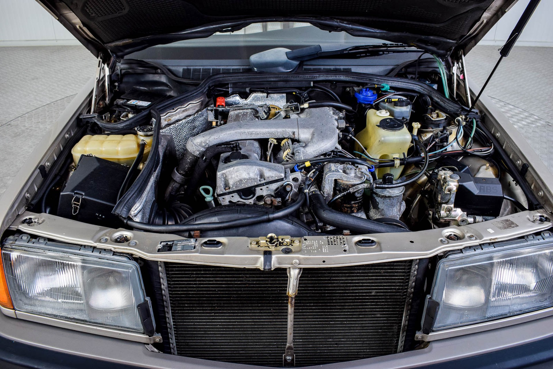 Mercedes-Benz 190 2.5 D Turbo Diesel Foto 29