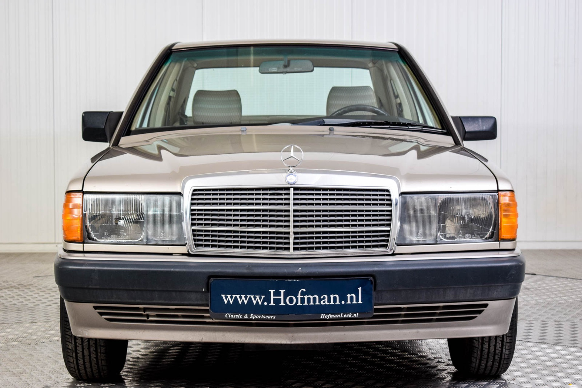 Mercedes-Benz 190 2.5 D Turbo Diesel Foto 3