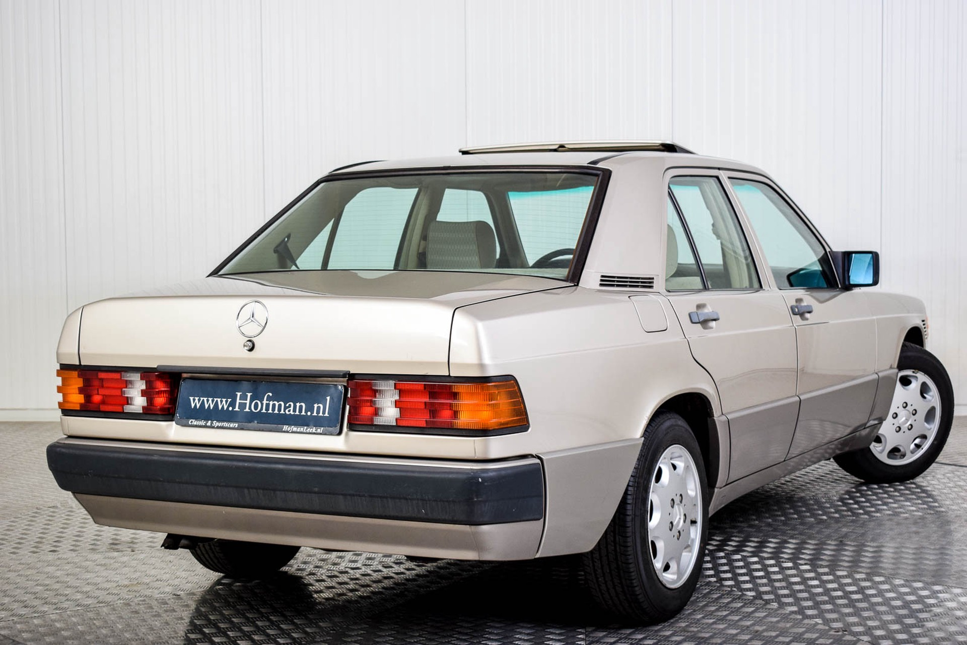 Mercedes-Benz 190 2.5 D Turbo Diesel Foto 36