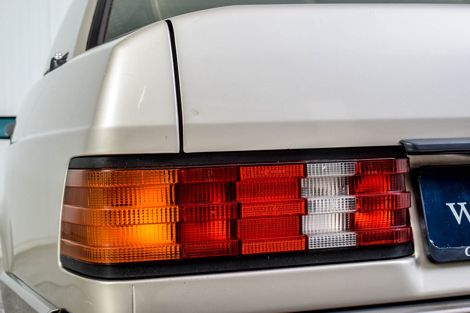 Mercedes-Benz 190 2.5 D Turbo Diesel Foto 38