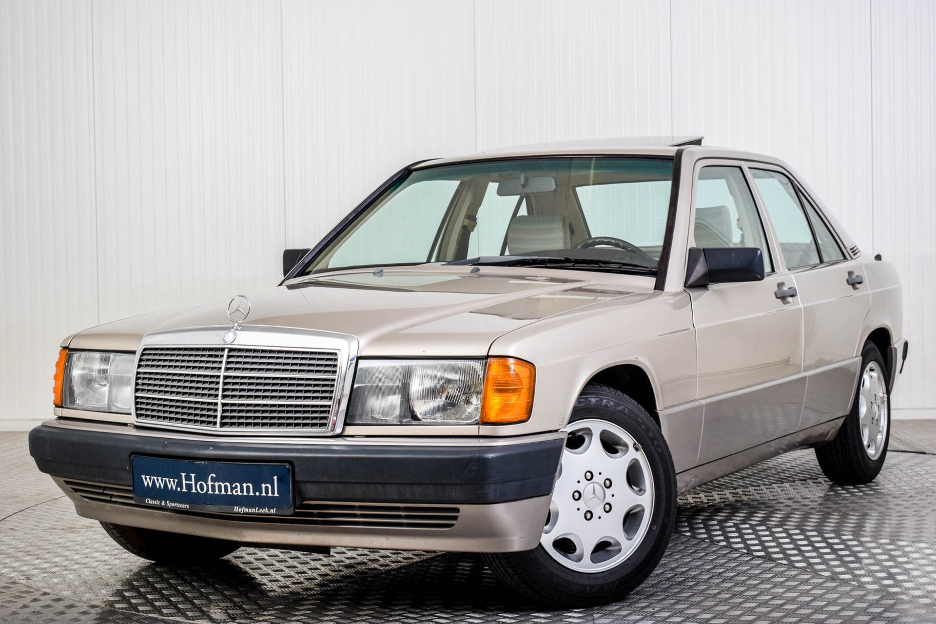 Mercedes-Benz 190 2.5 D Turbo Diesel Foto 42