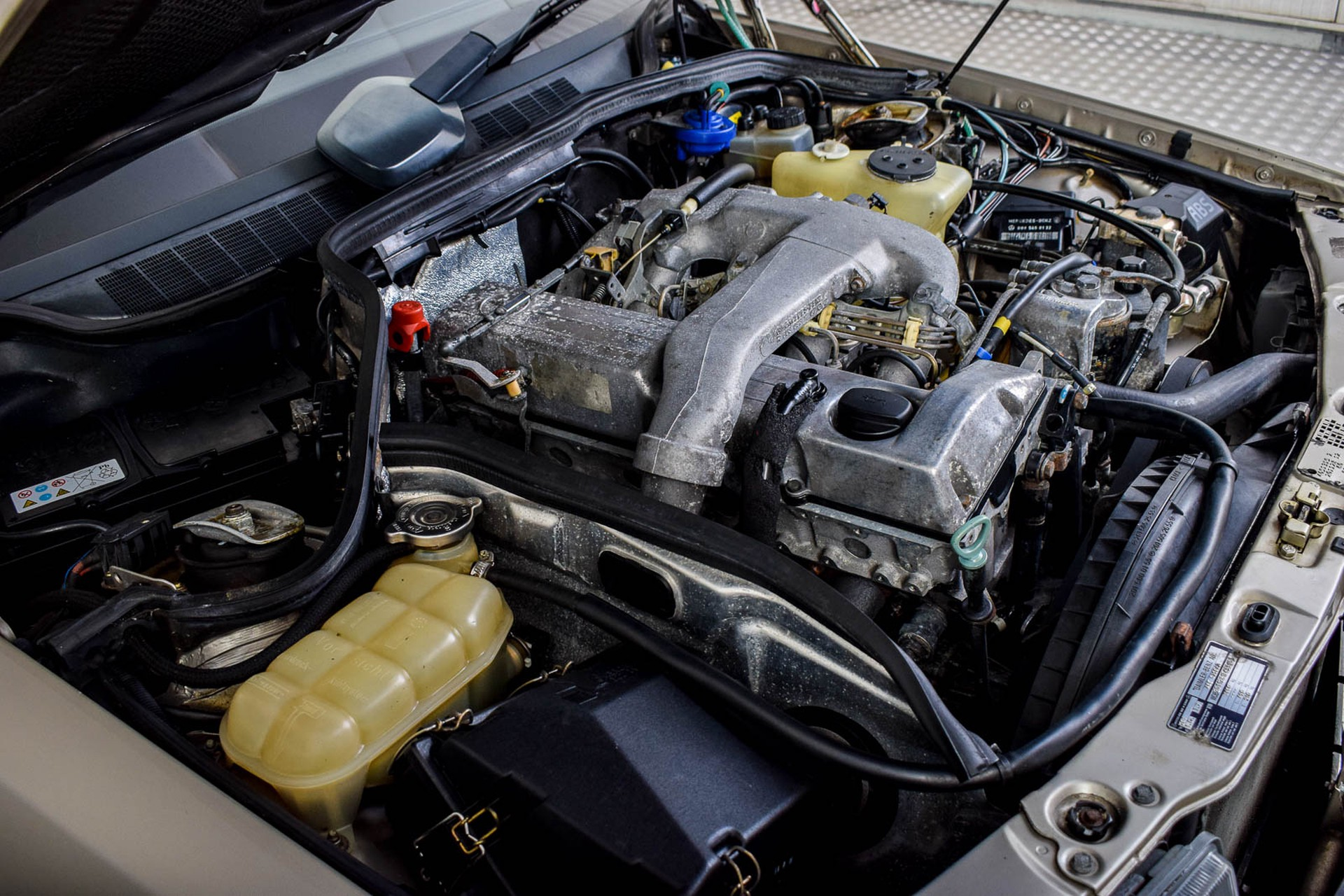 Mercedes-Benz 190 2.5 D Turbo Diesel Foto 52