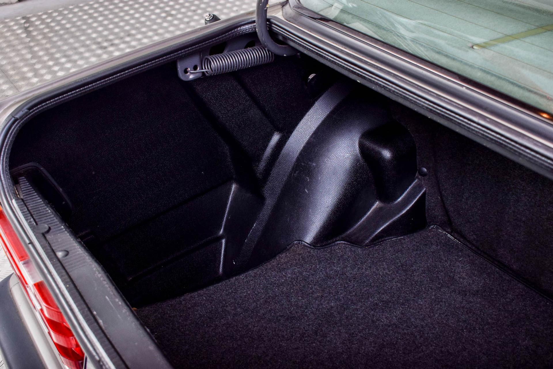 Mercedes-Benz 190 2.5 D Turbo Diesel Foto 54
