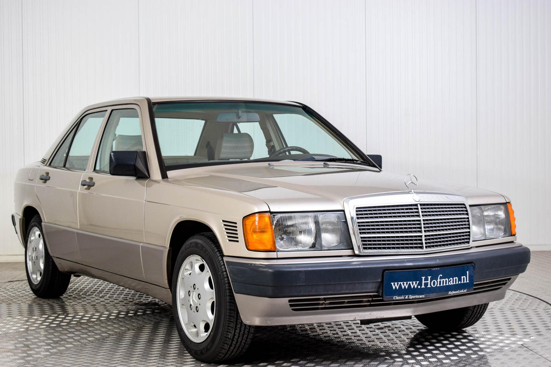 Mercedes-Benz 190 2.5 D Turbo Diesel Foto 8
