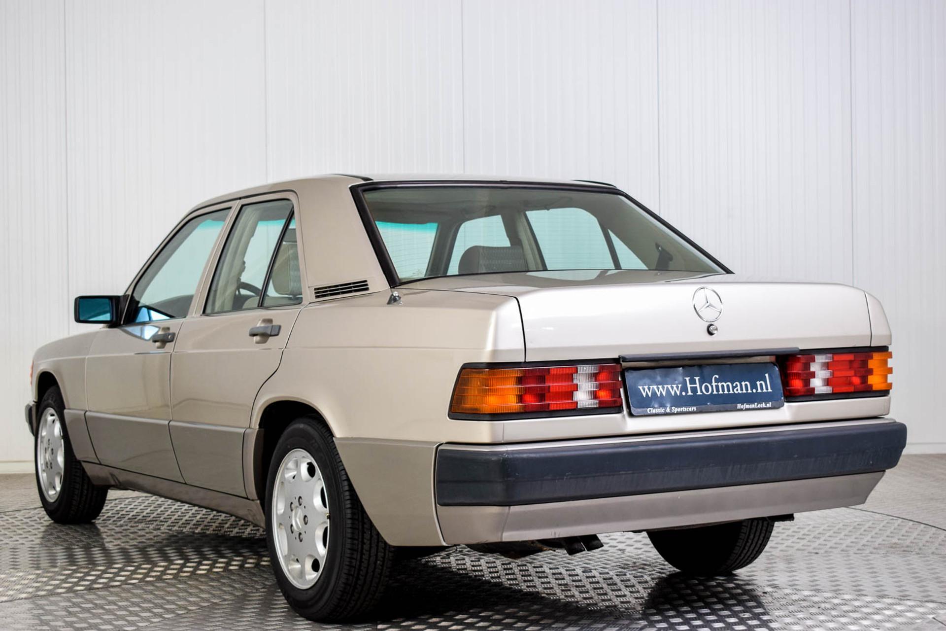 Mercedes-Benz 190 2.5 D Turbo Diesel Foto 9