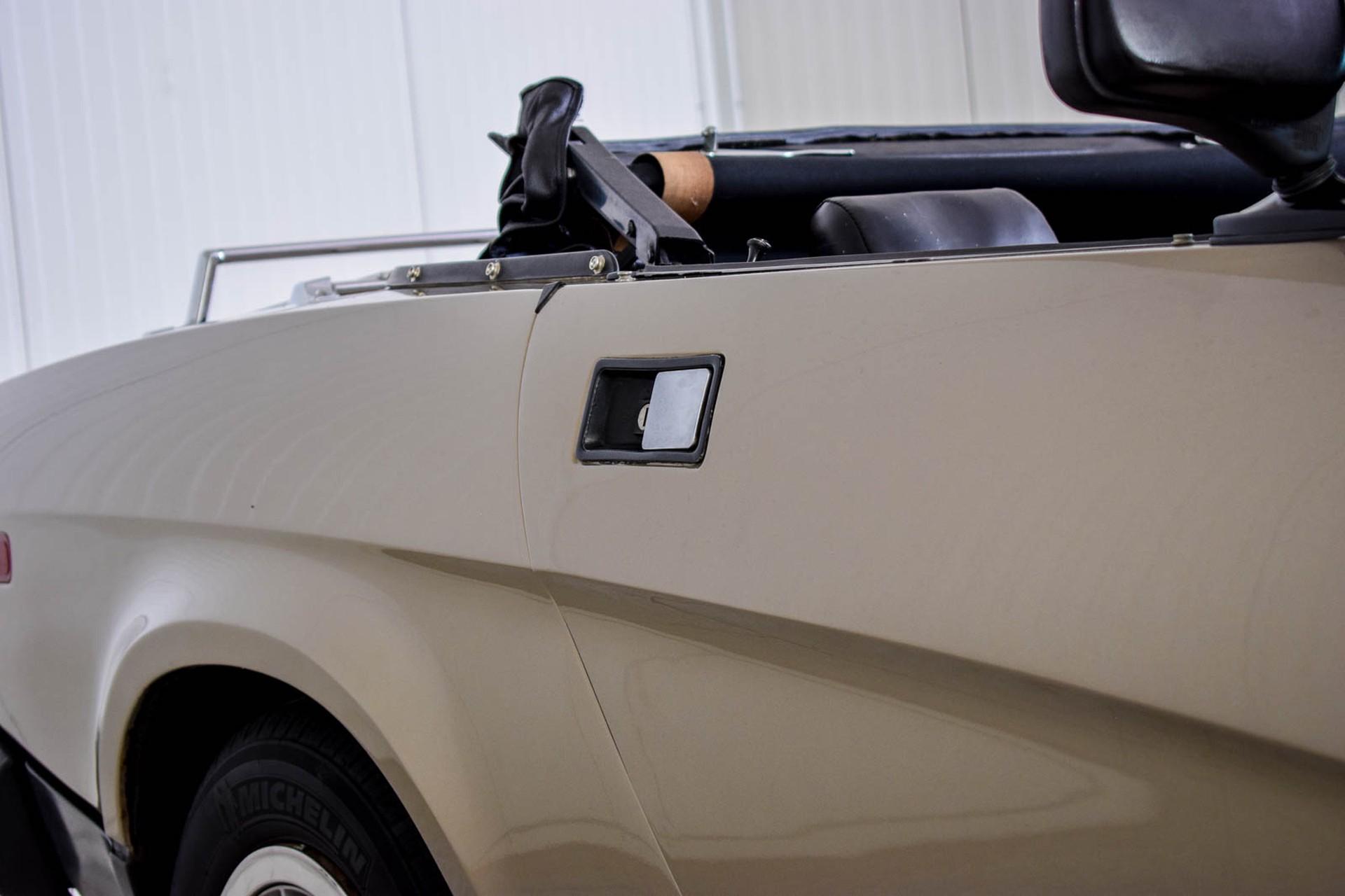 Triumph TR8 Convertible Foto 13