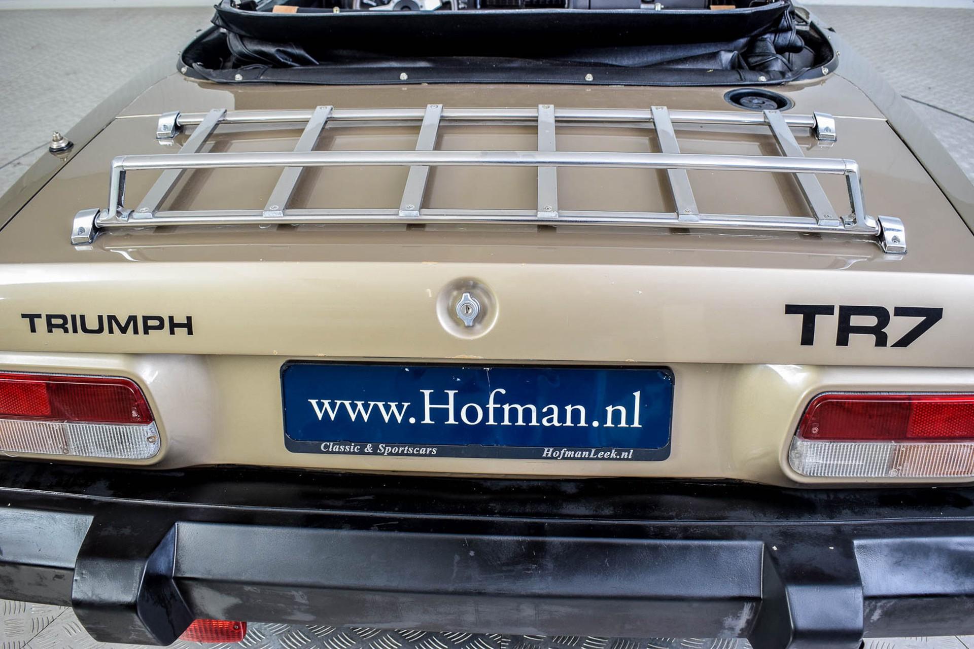 Triumph TR8 Convertible Foto 19