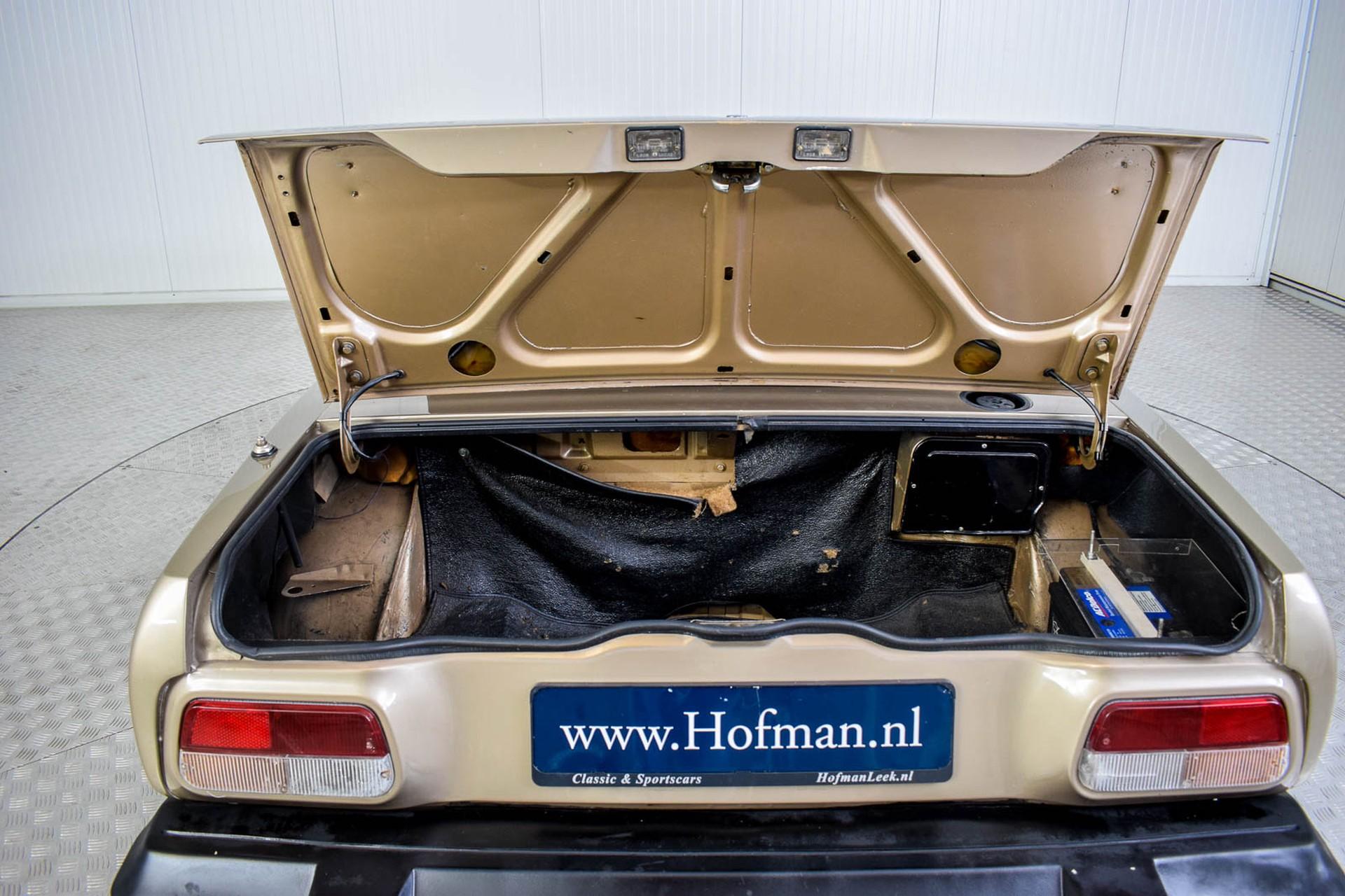 Triumph TR8 Convertible Foto 24