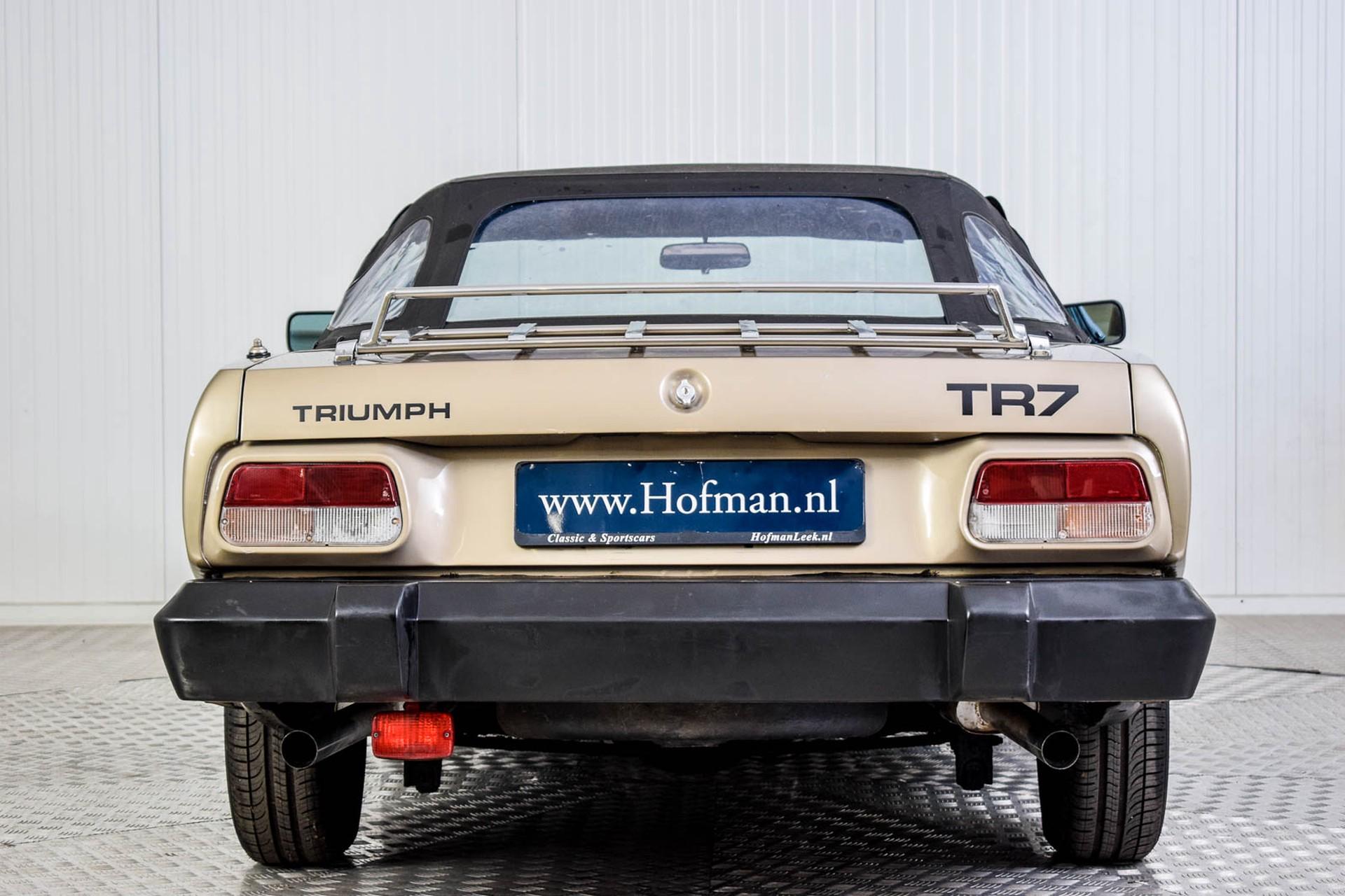 Triumph TR8 Convertible Foto 26