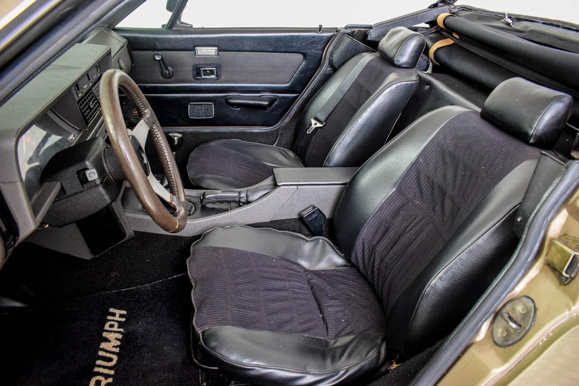 Triumph TR8 Convertible Foto 27