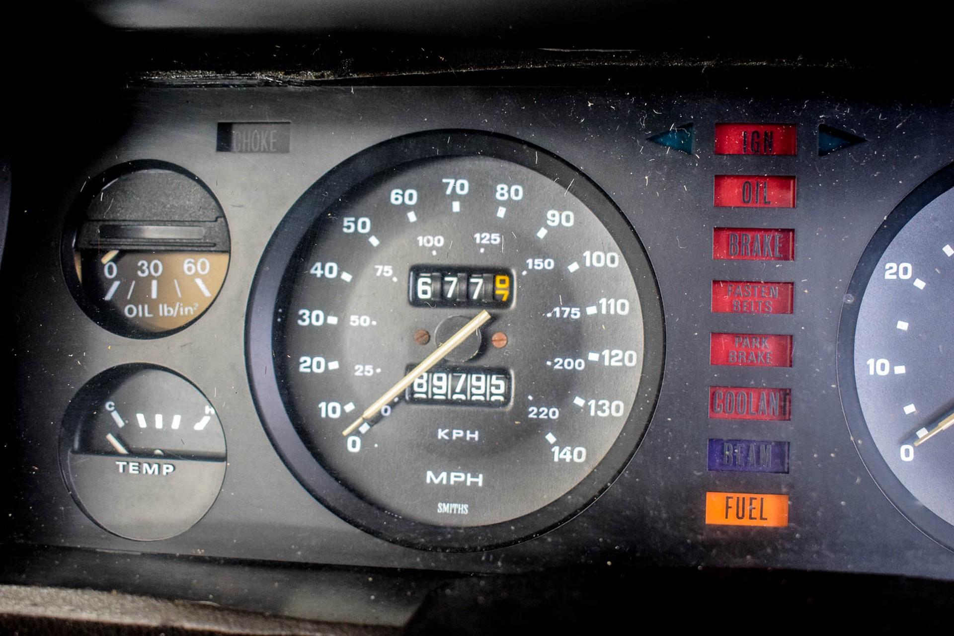Triumph TR8 Convertible Foto 28