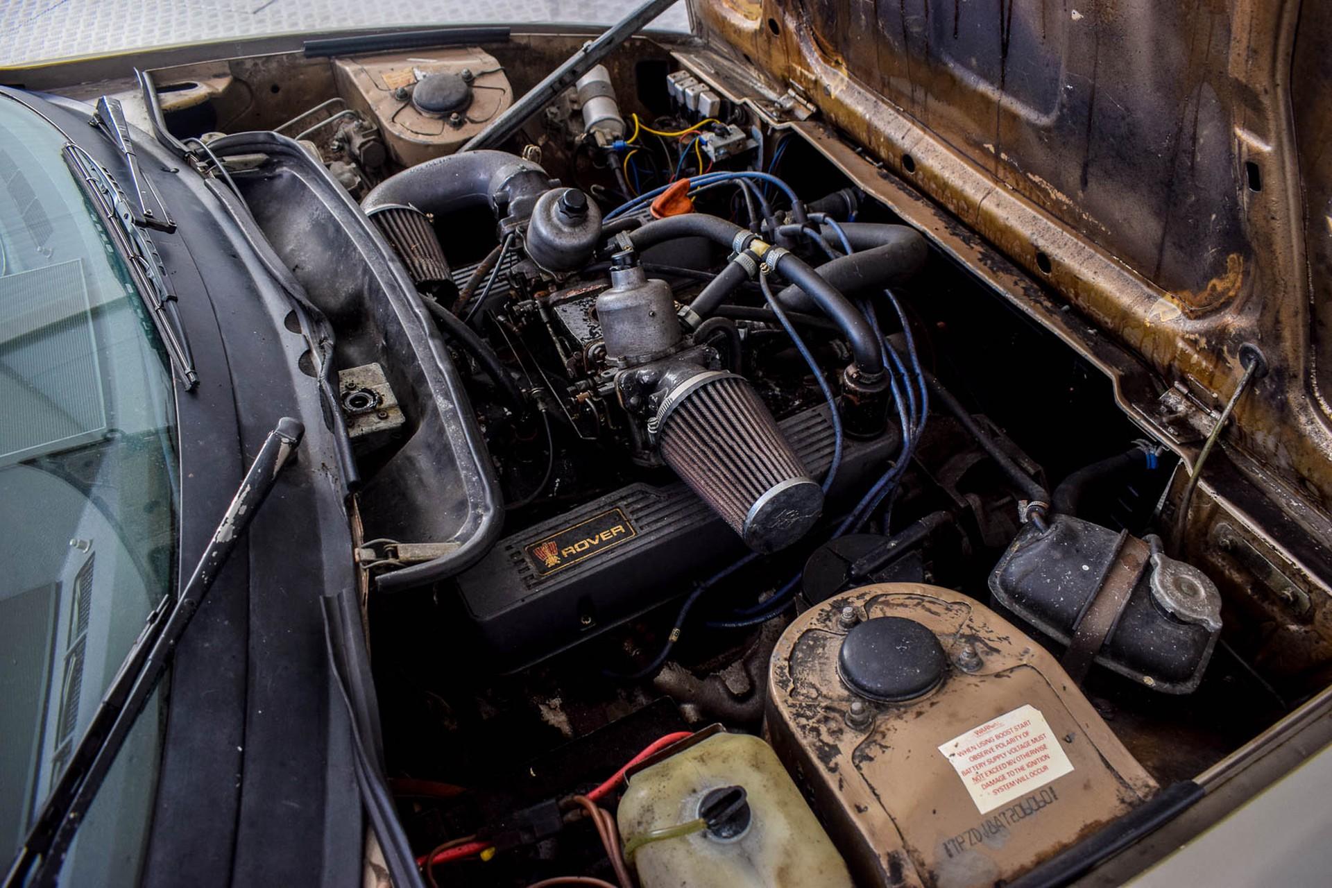 Triumph TR8 Convertible Foto 31