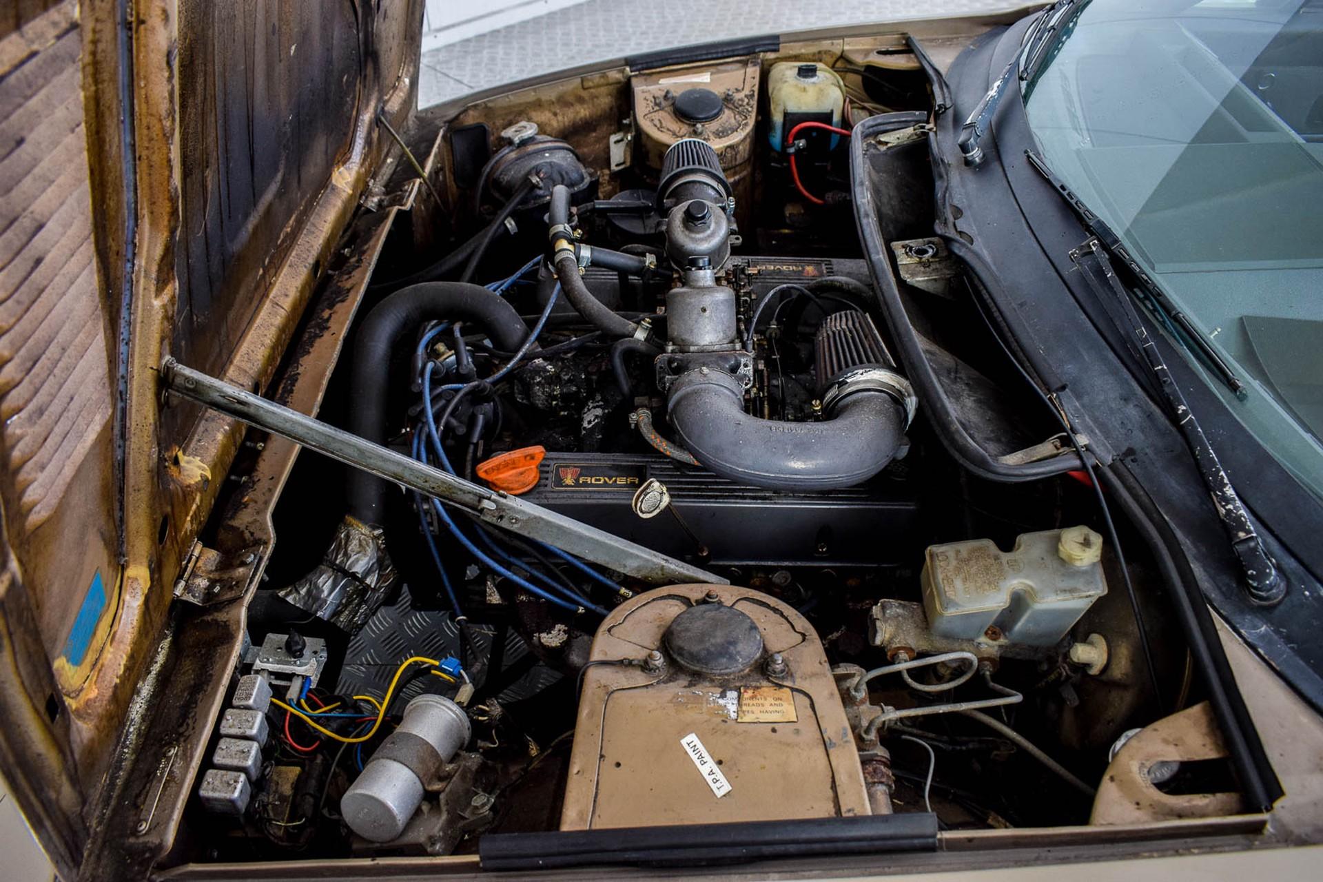 Triumph TR8 Convertible Foto 32