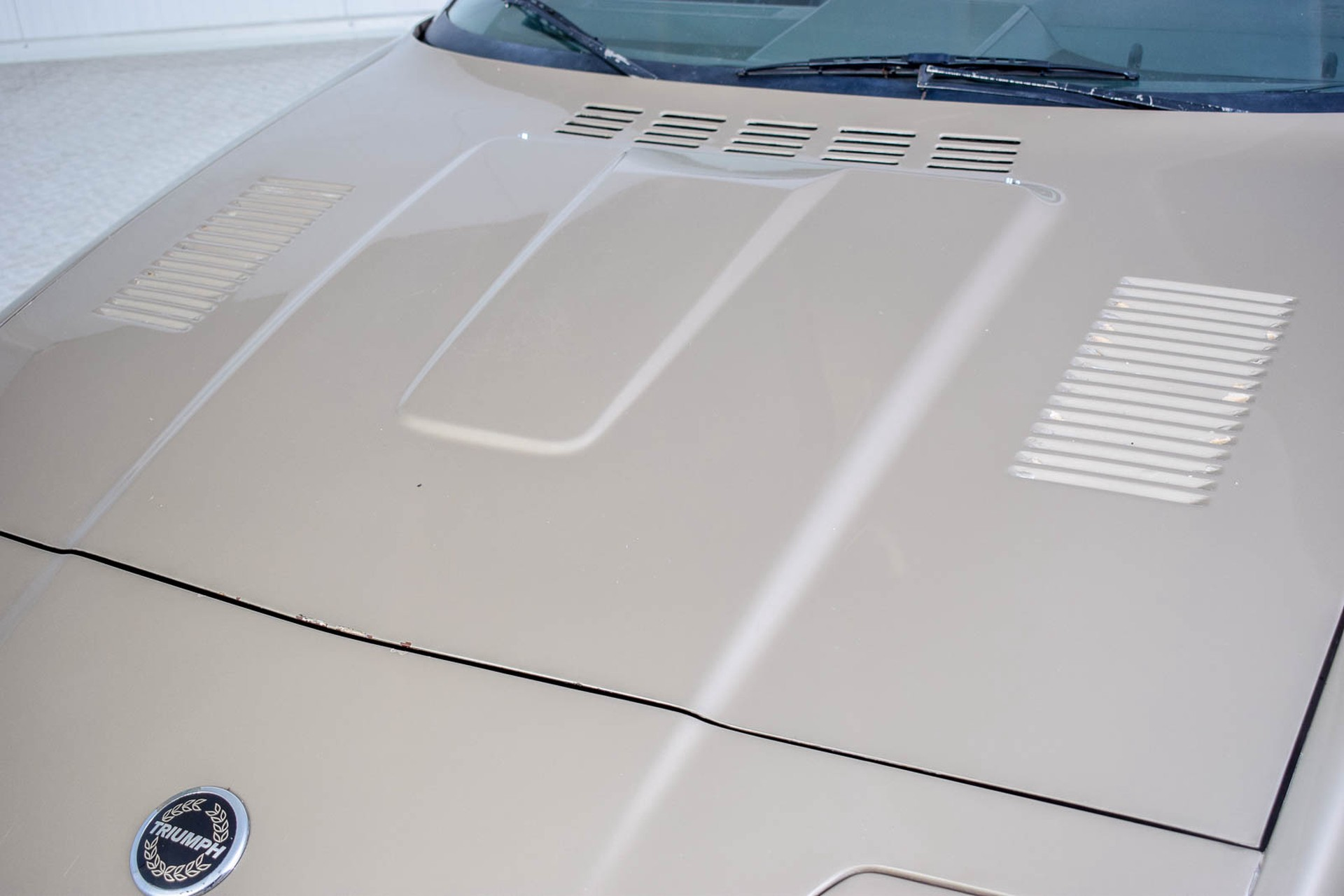 Triumph TR8 Convertible Foto 35