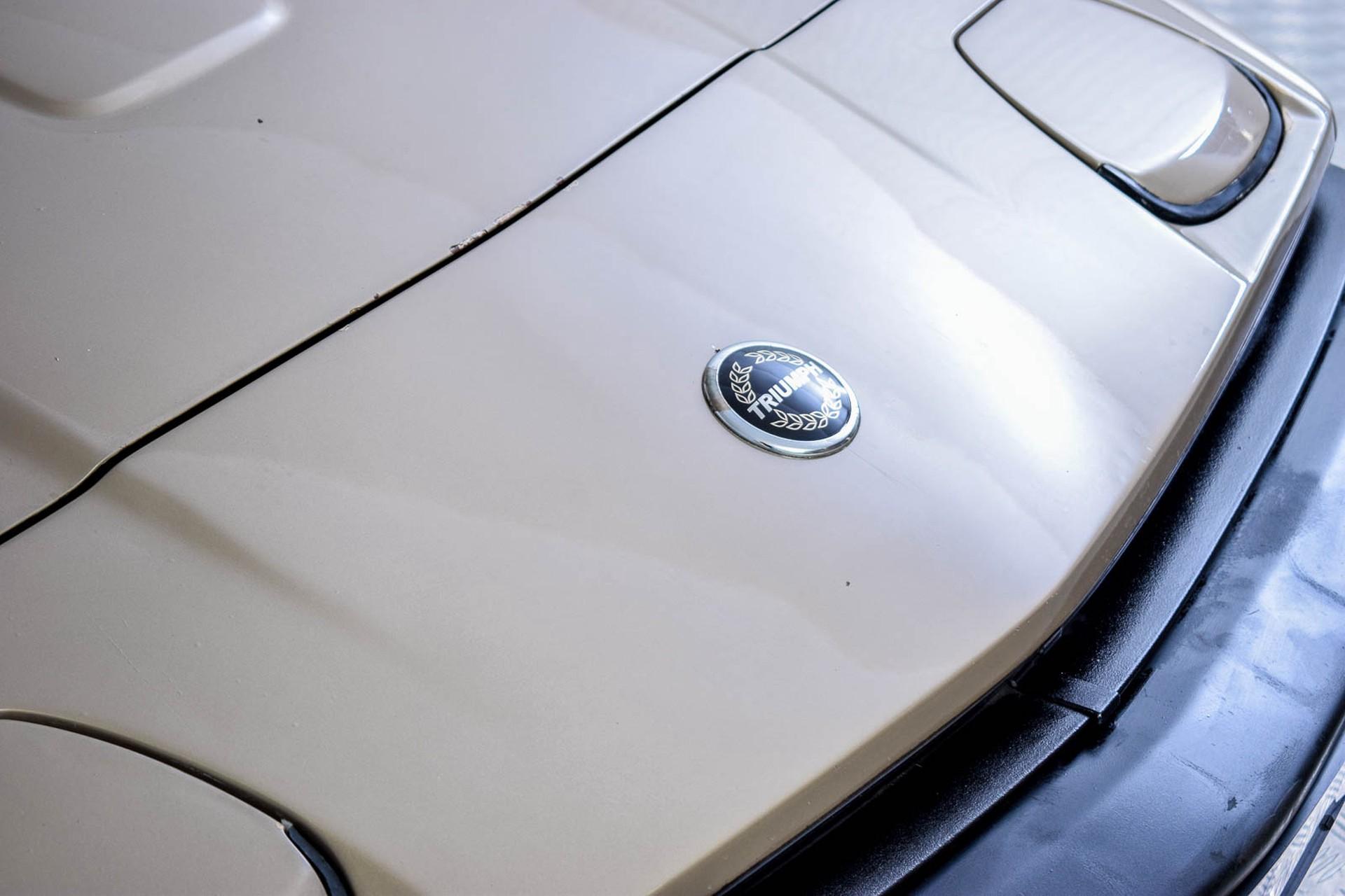 Triumph TR8 Convertible Foto 37