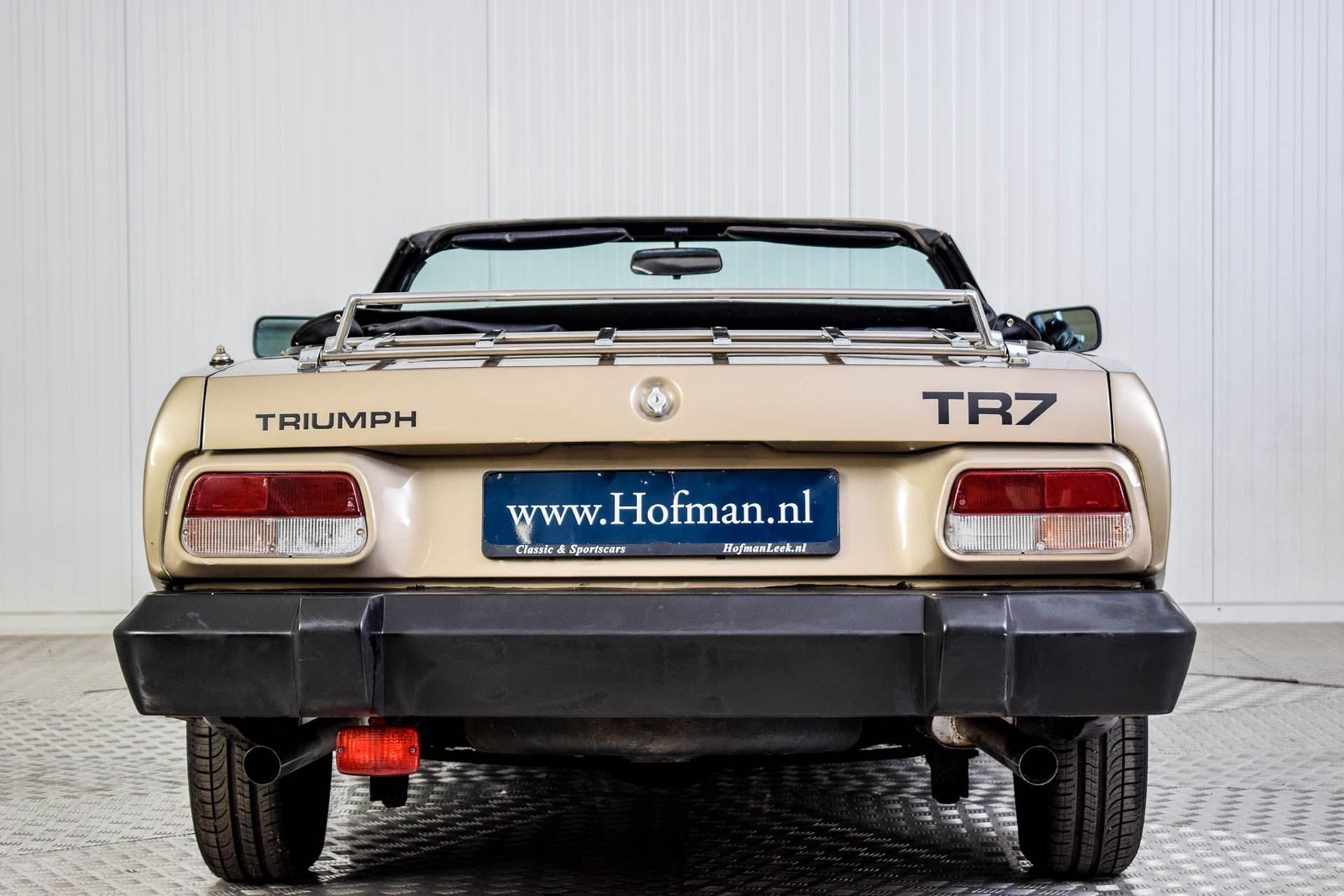 Triumph TR8 Convertible Foto 4