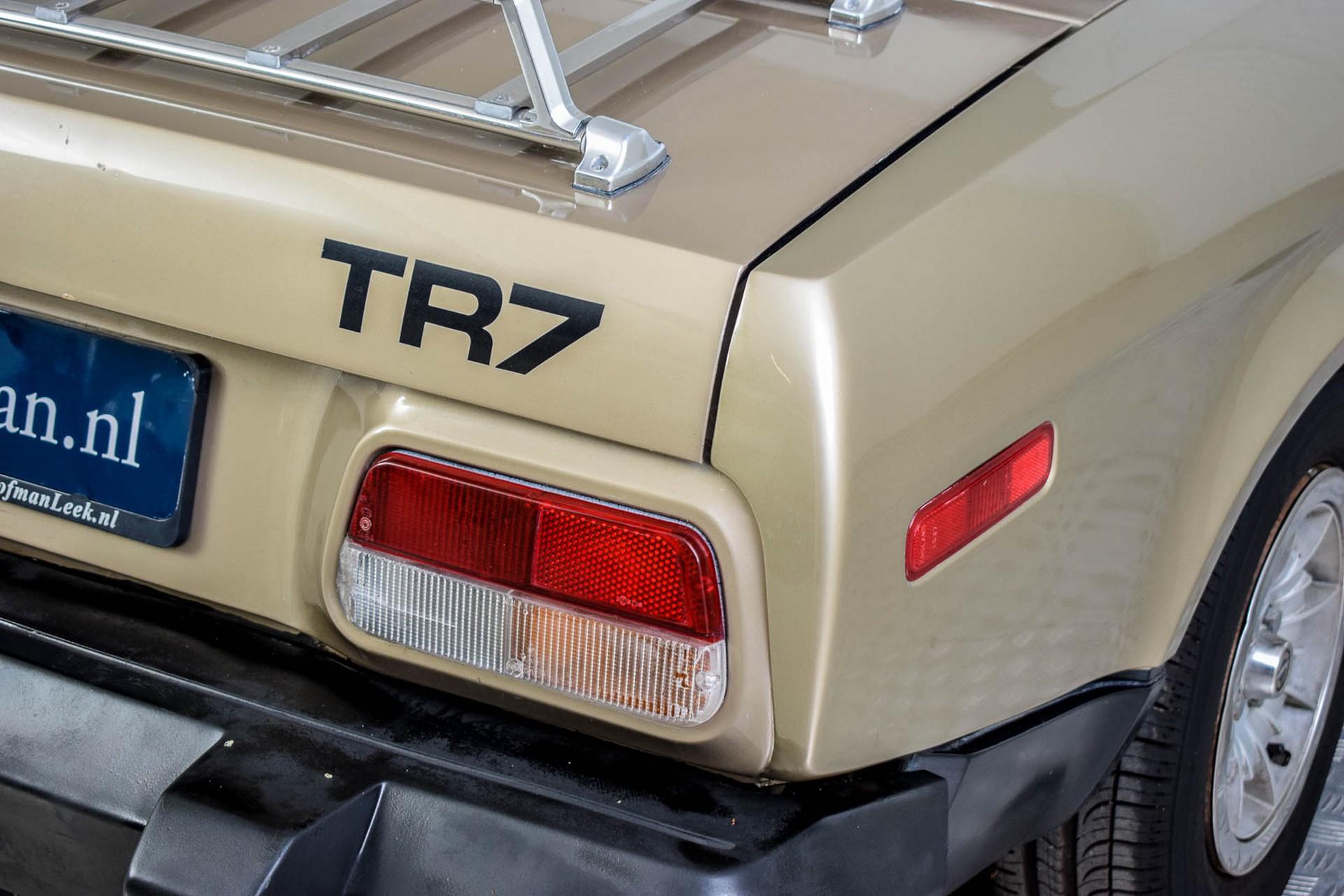 Triumph TR8 Convertible Foto 42