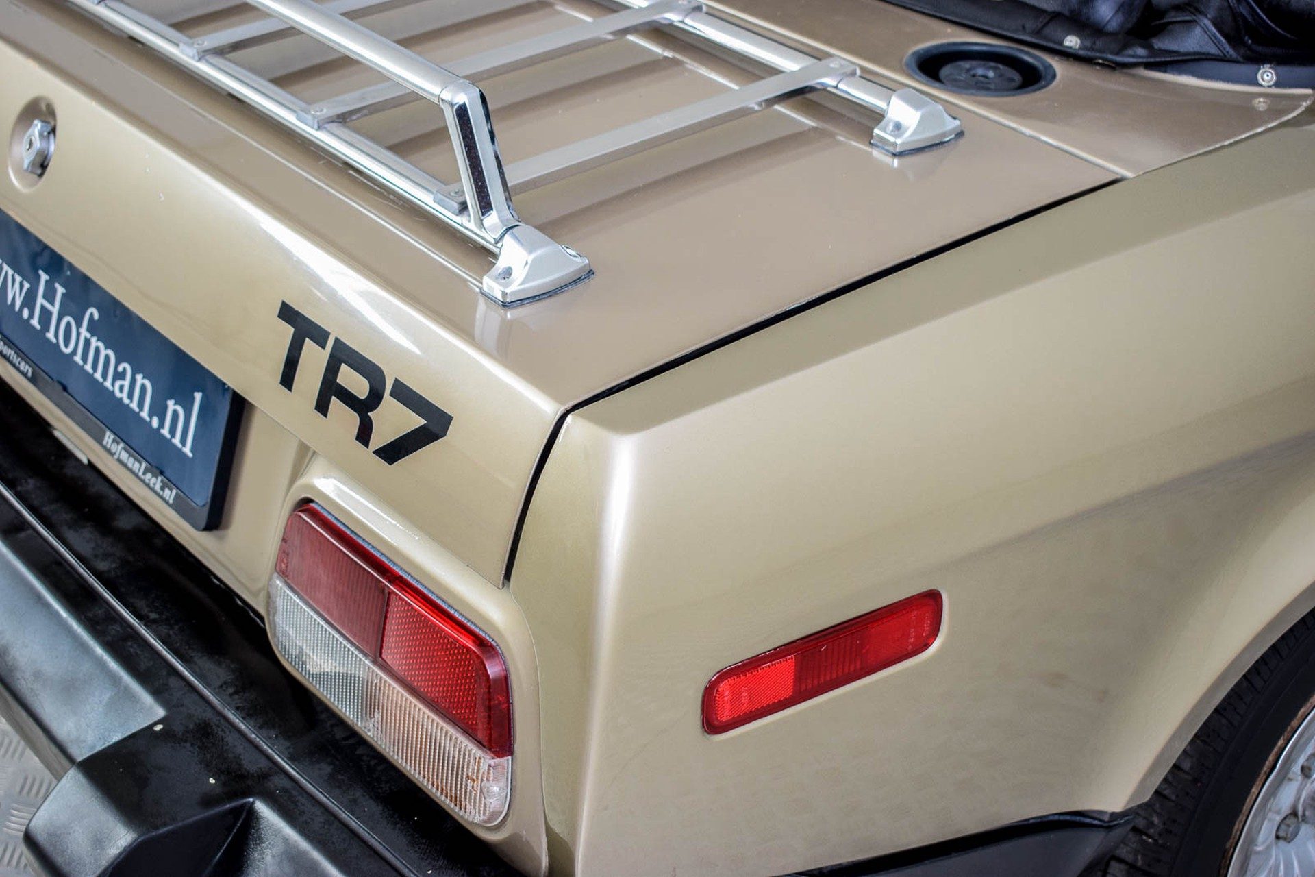 Triumph TR8 Convertible Foto 43