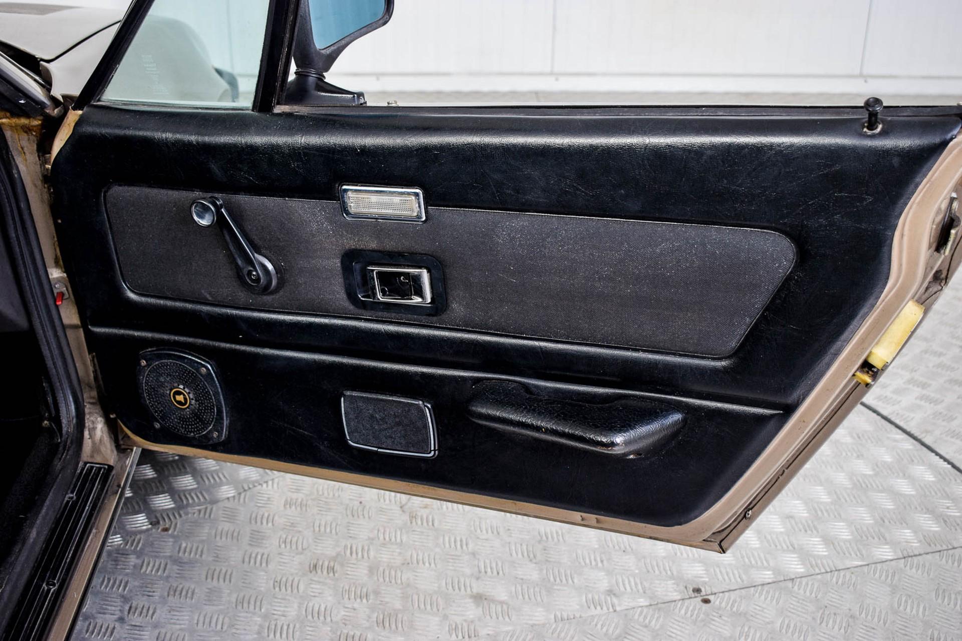 Triumph TR8 Convertible Foto 44