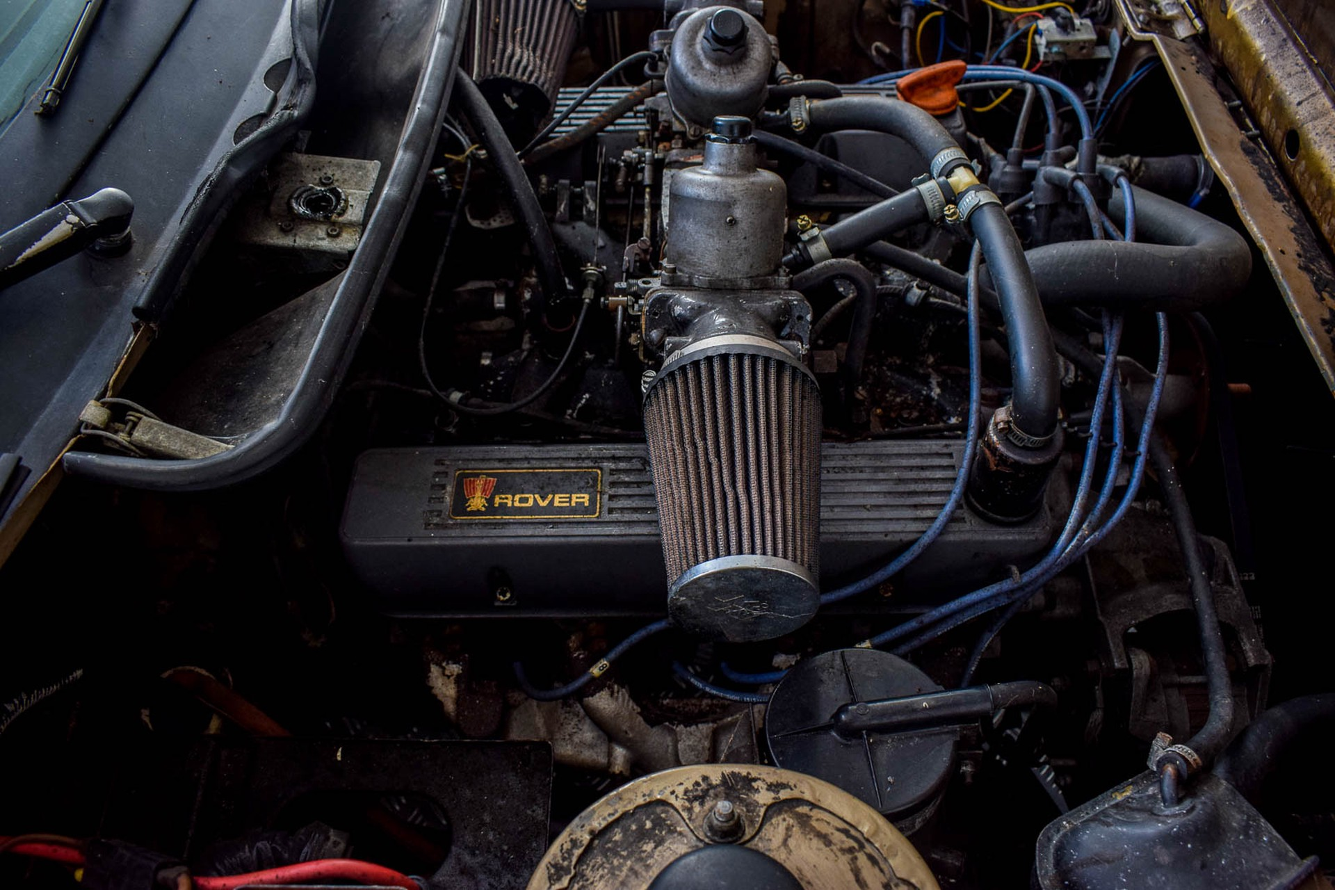 Triumph TR8 Convertible Foto 54