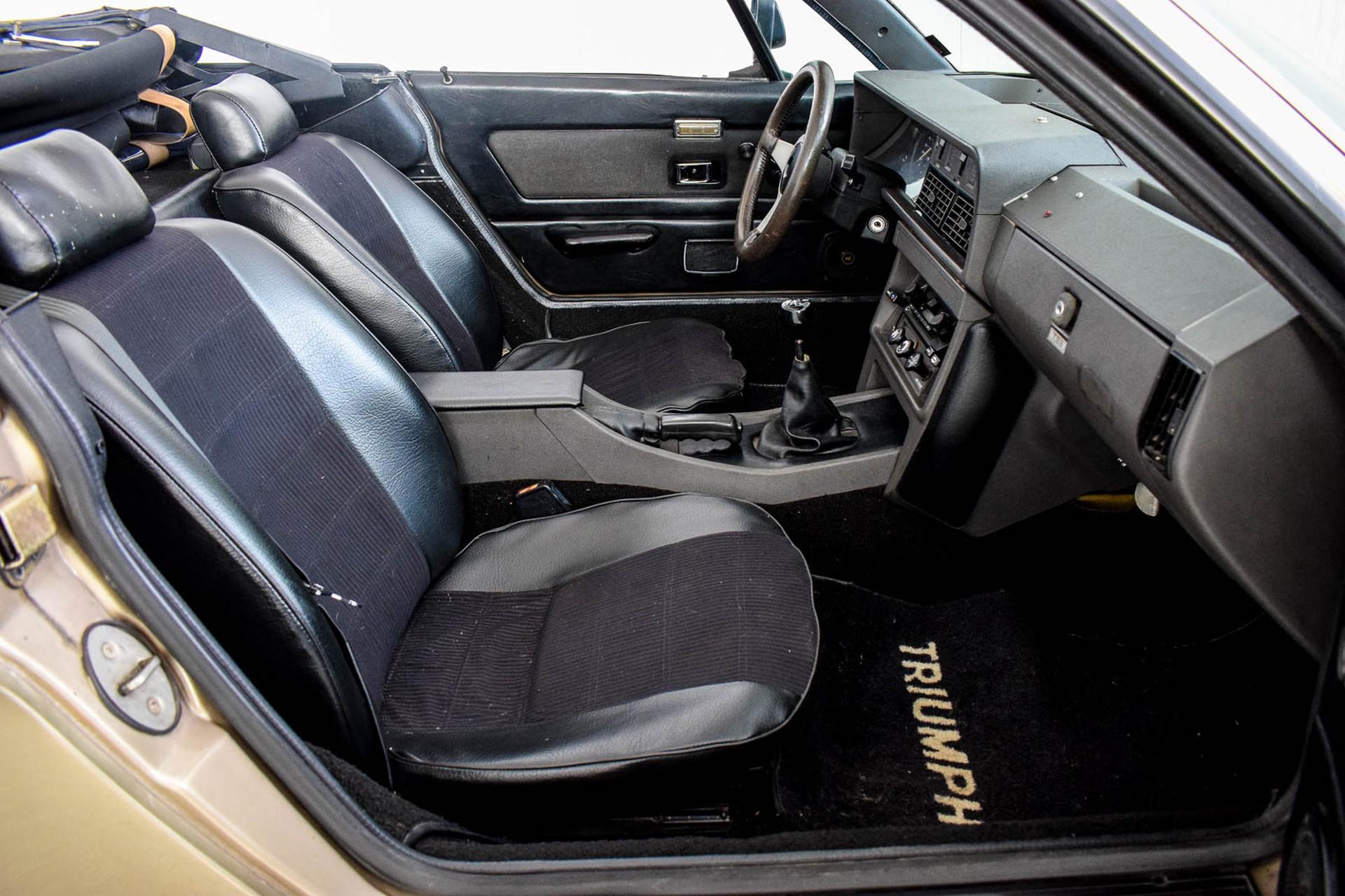 Triumph TR8 Convertible Foto 7