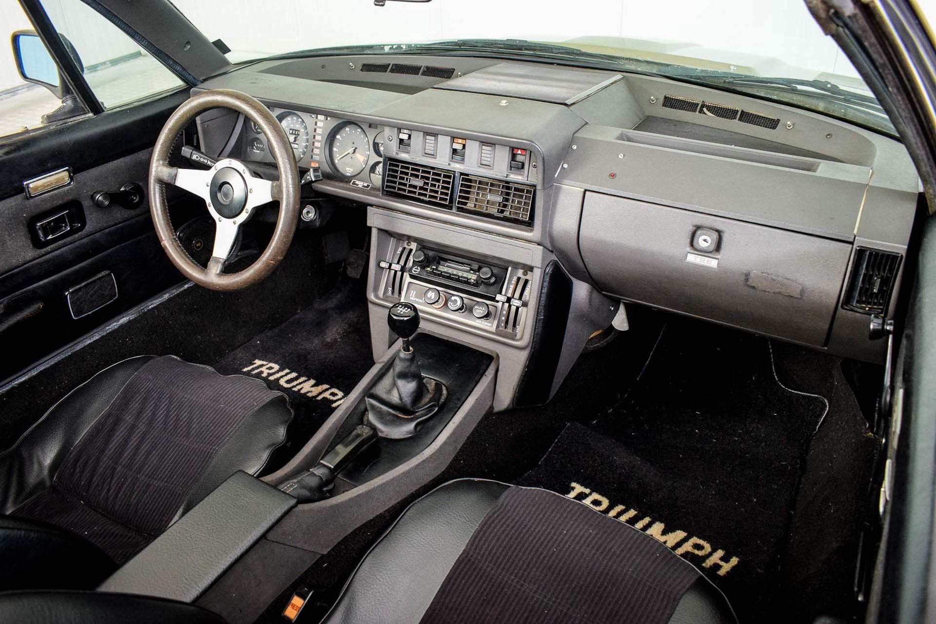 Triumph TR8 Convertible Foto 8