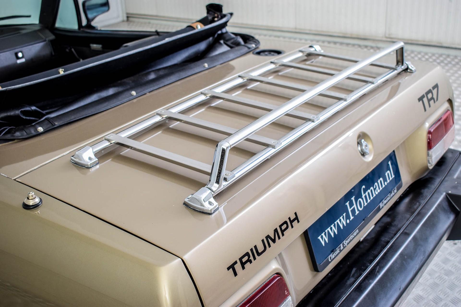 Triumph TR8 Convertible Foto 9