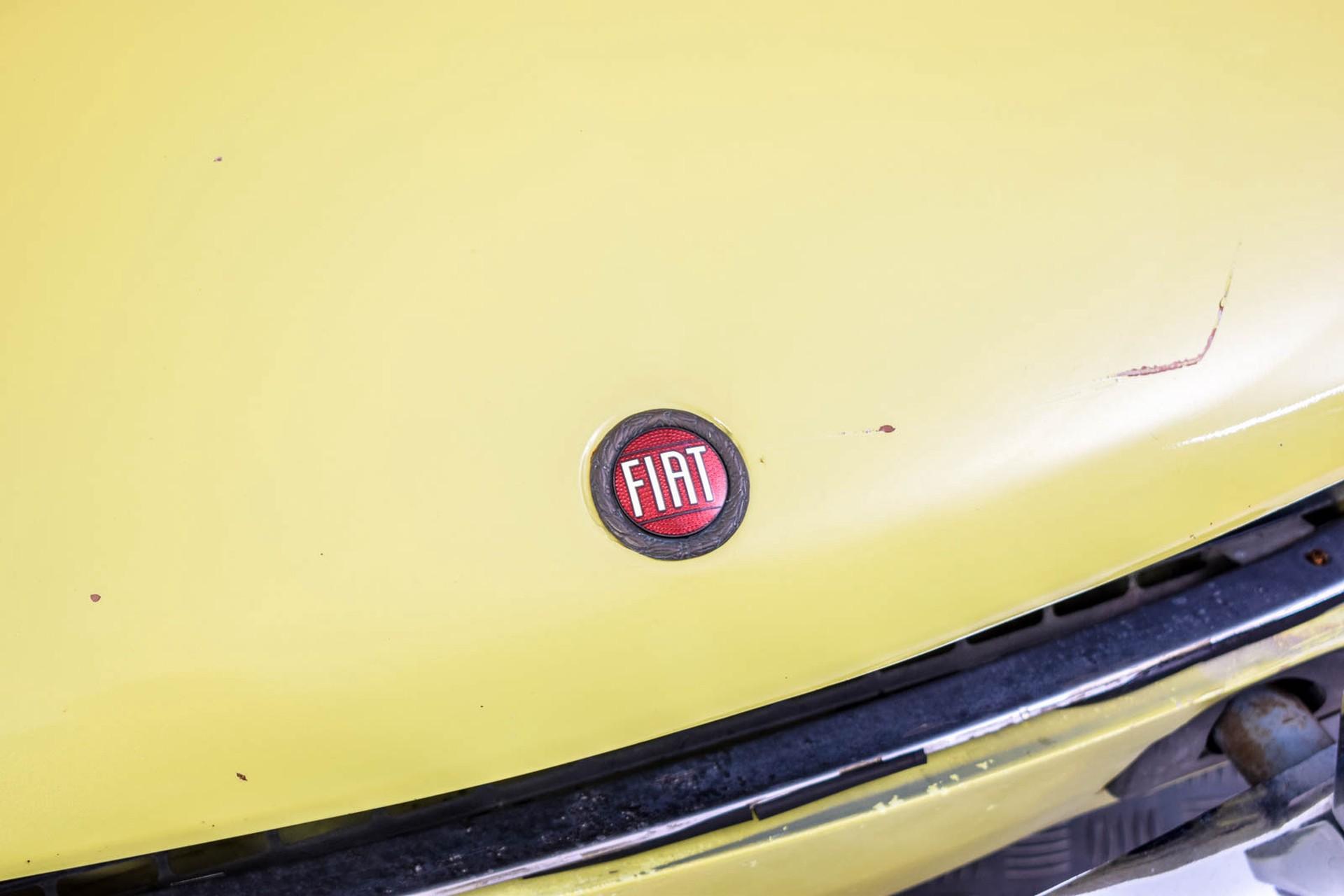 Fiat 124 Spider 1600 Foto 15