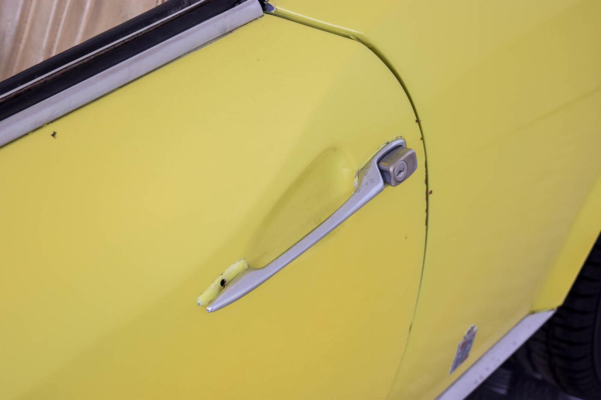 Fiat 124 Spider 1600 Foto 19