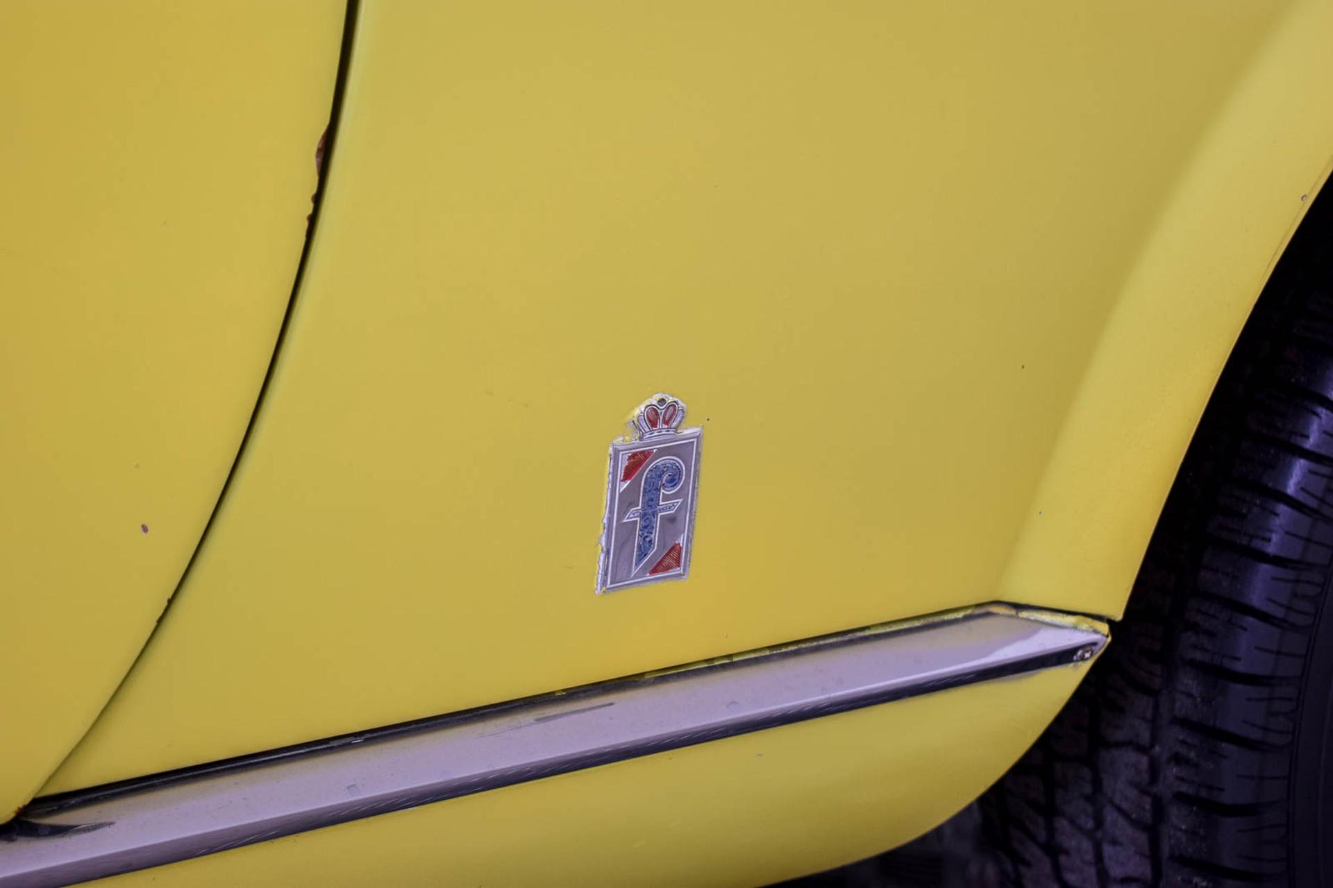 Fiat 124 Spider 1600 Foto 20