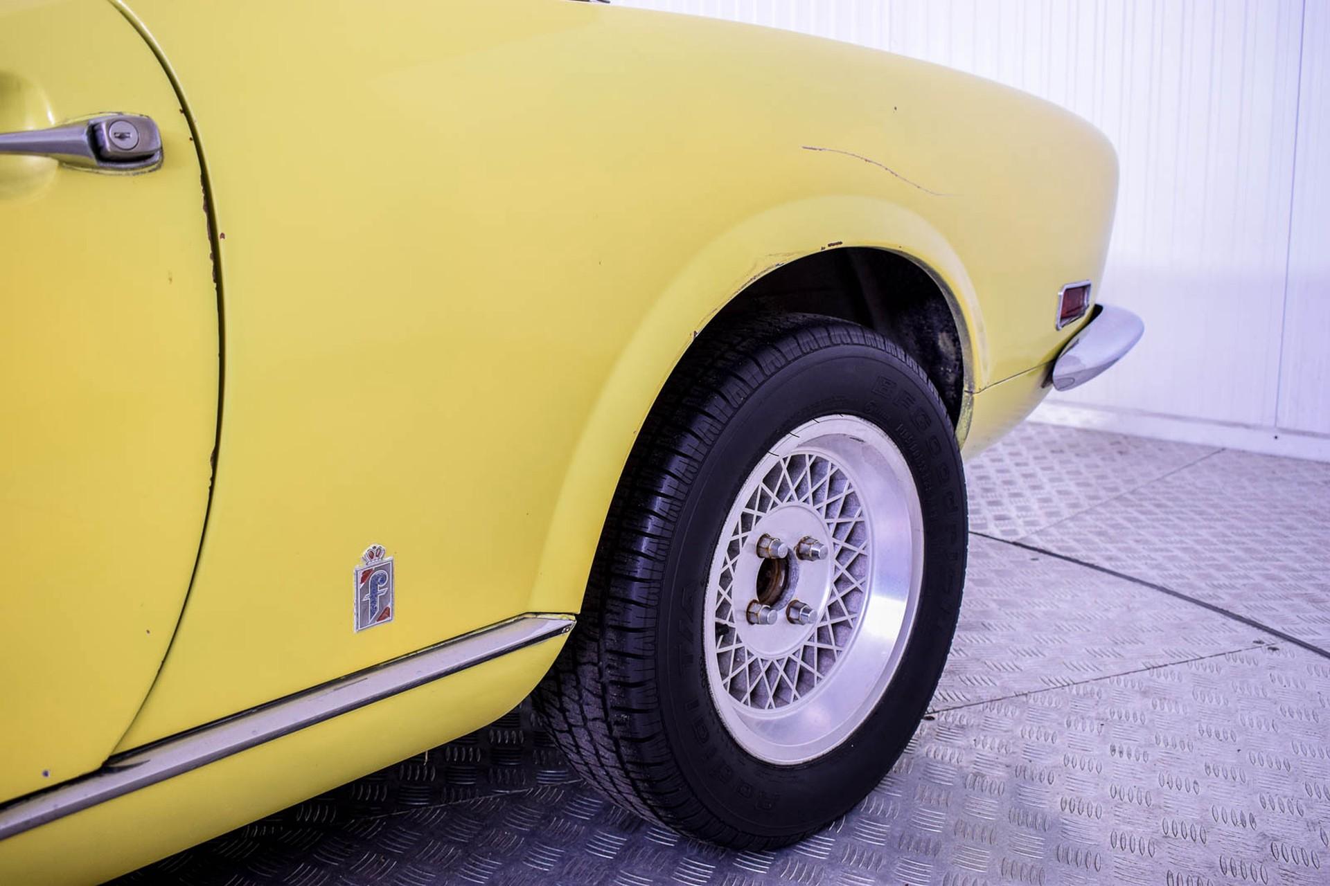 Fiat 124 Spider 1600 Foto 21