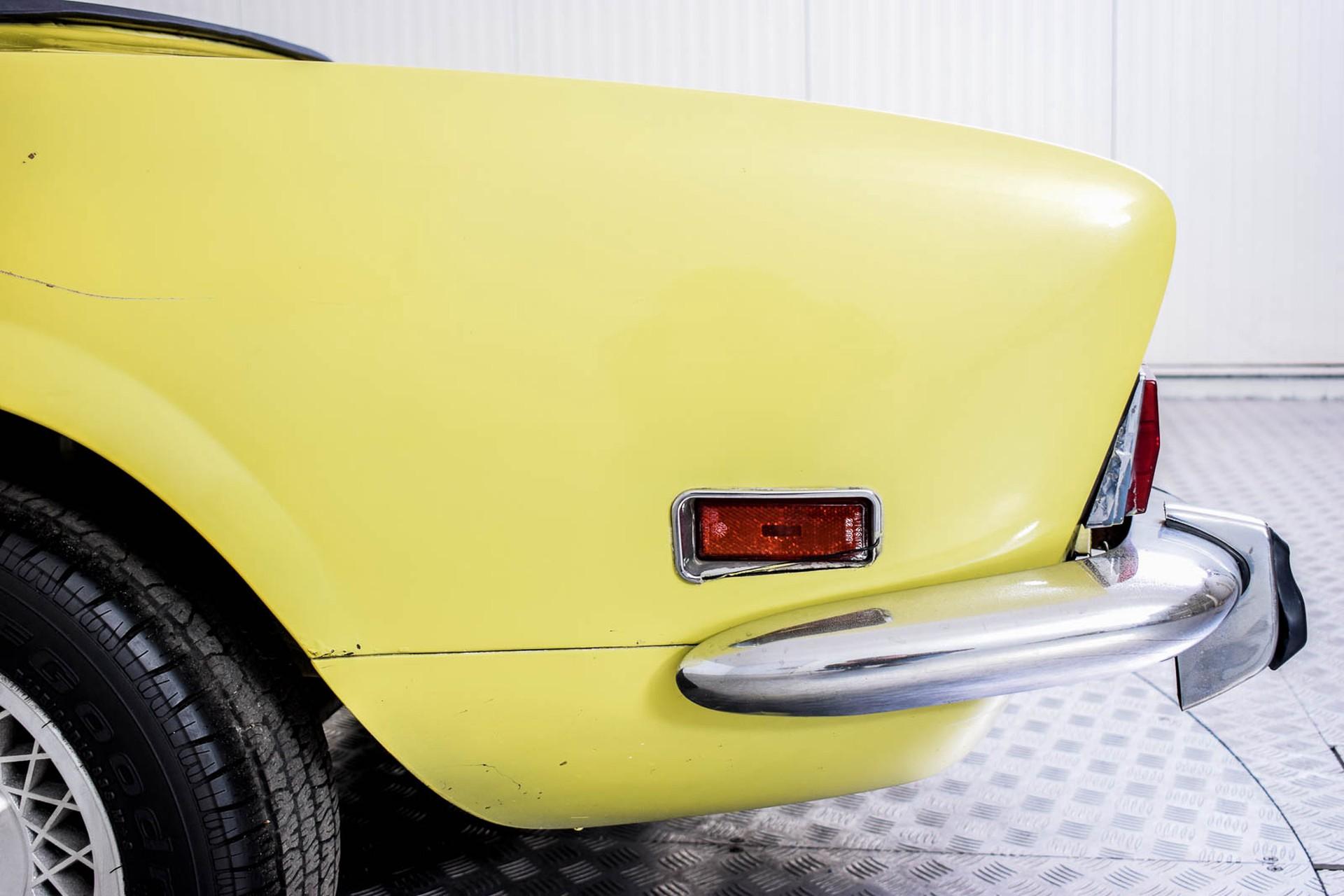 Fiat 124 Spider 1600 Foto 26
