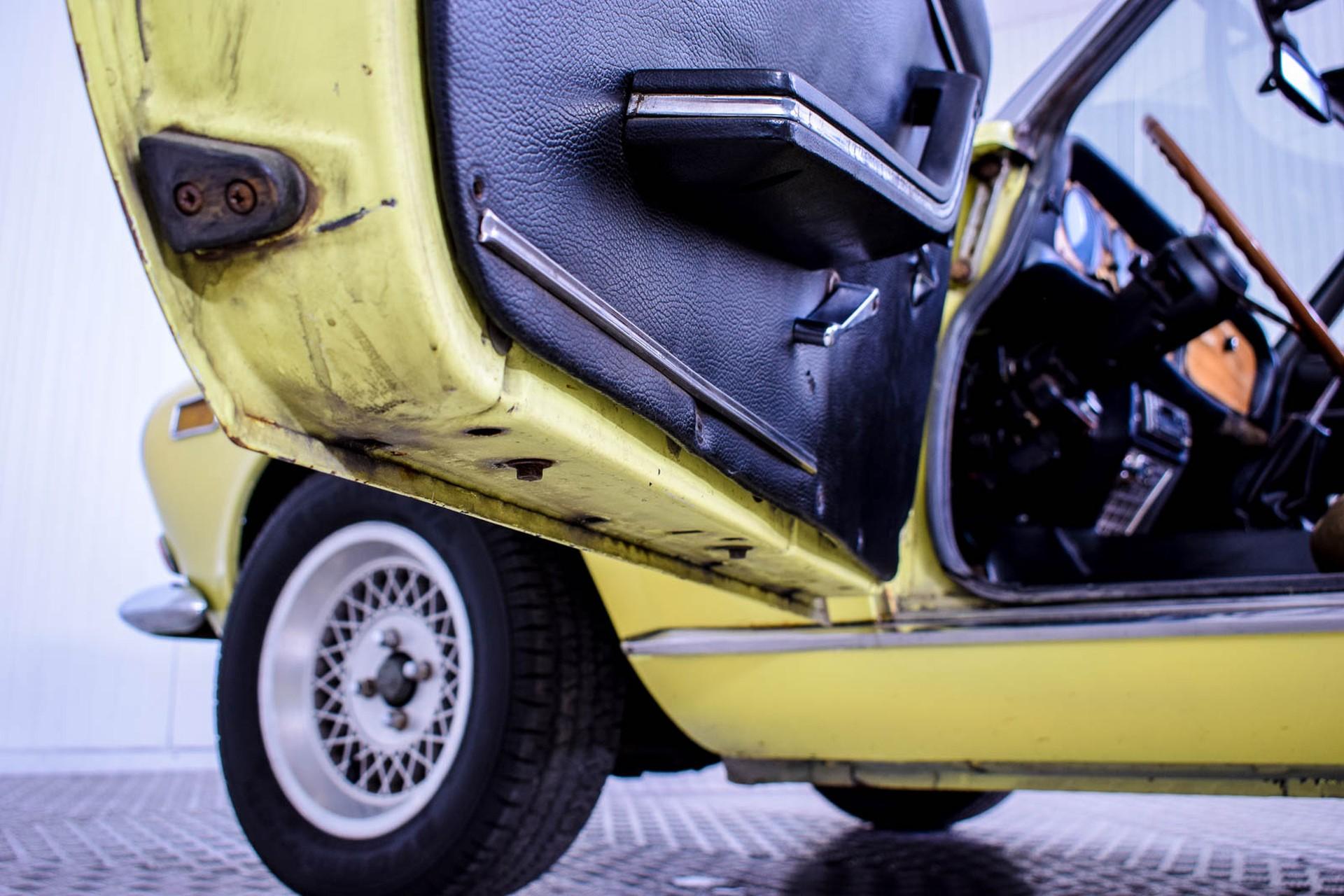 Fiat 124 Spider 1600 Foto 31