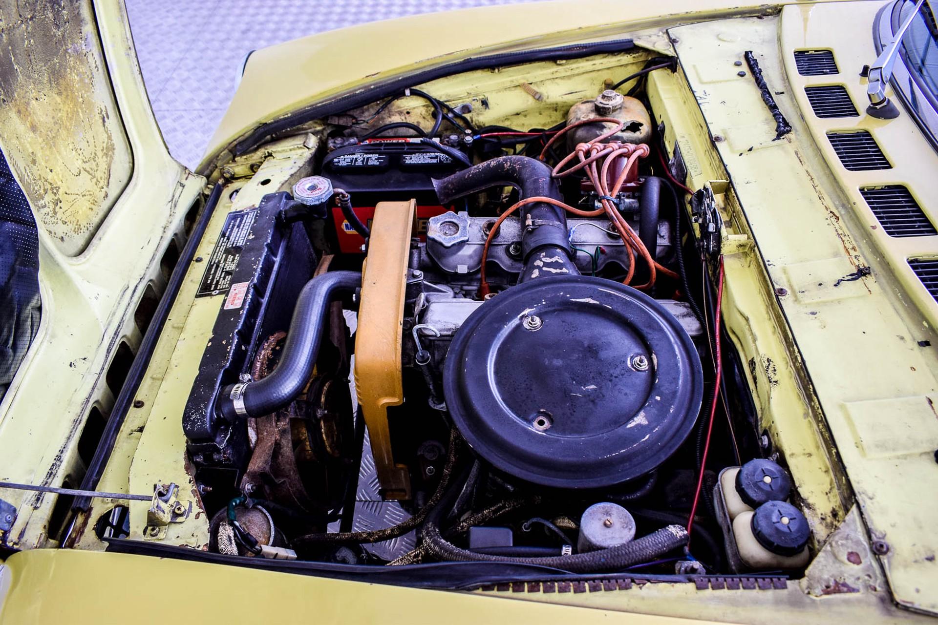 Fiat 124 Spider 1600 Foto 40