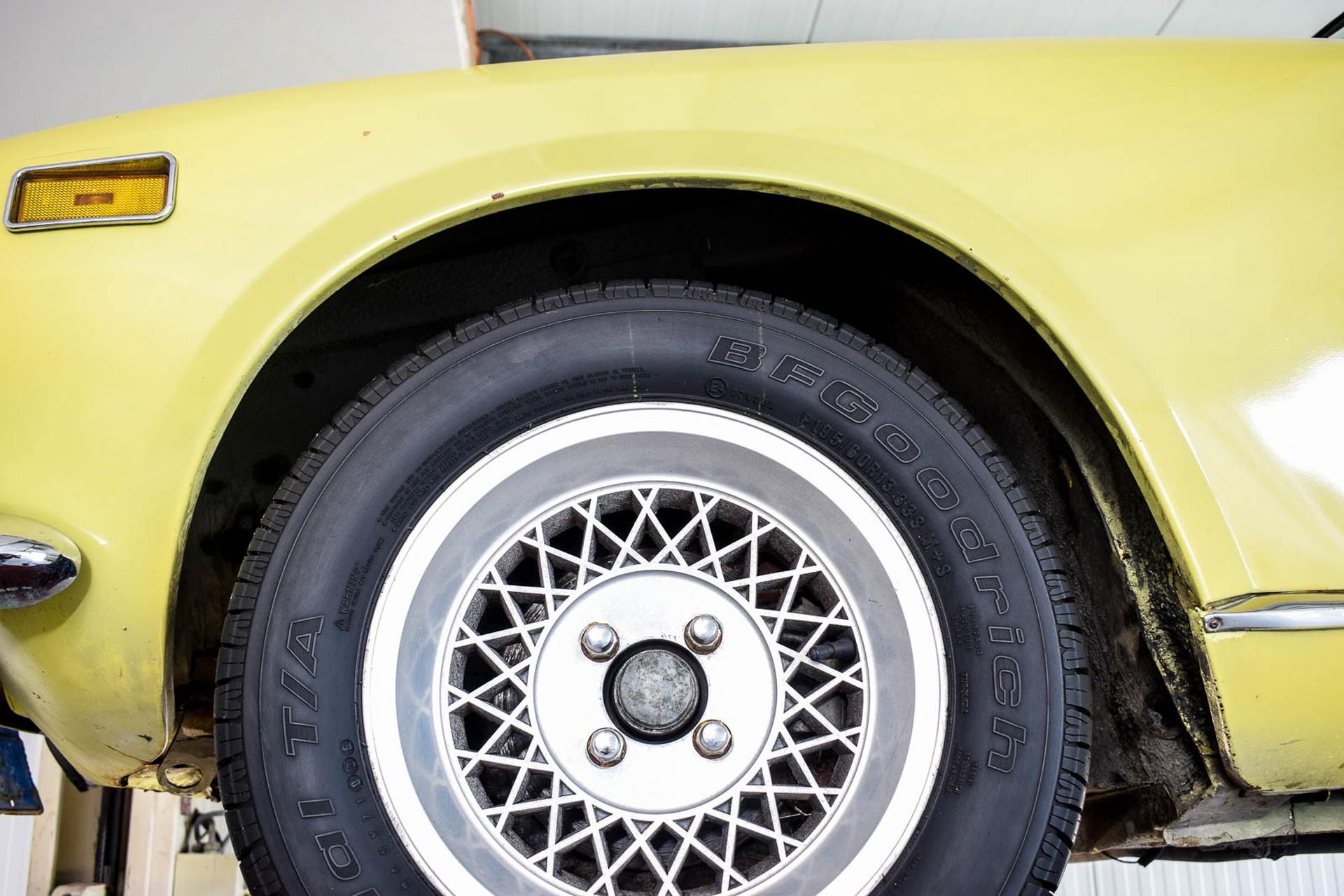 Fiat 124 Spider 1600 Foto 51