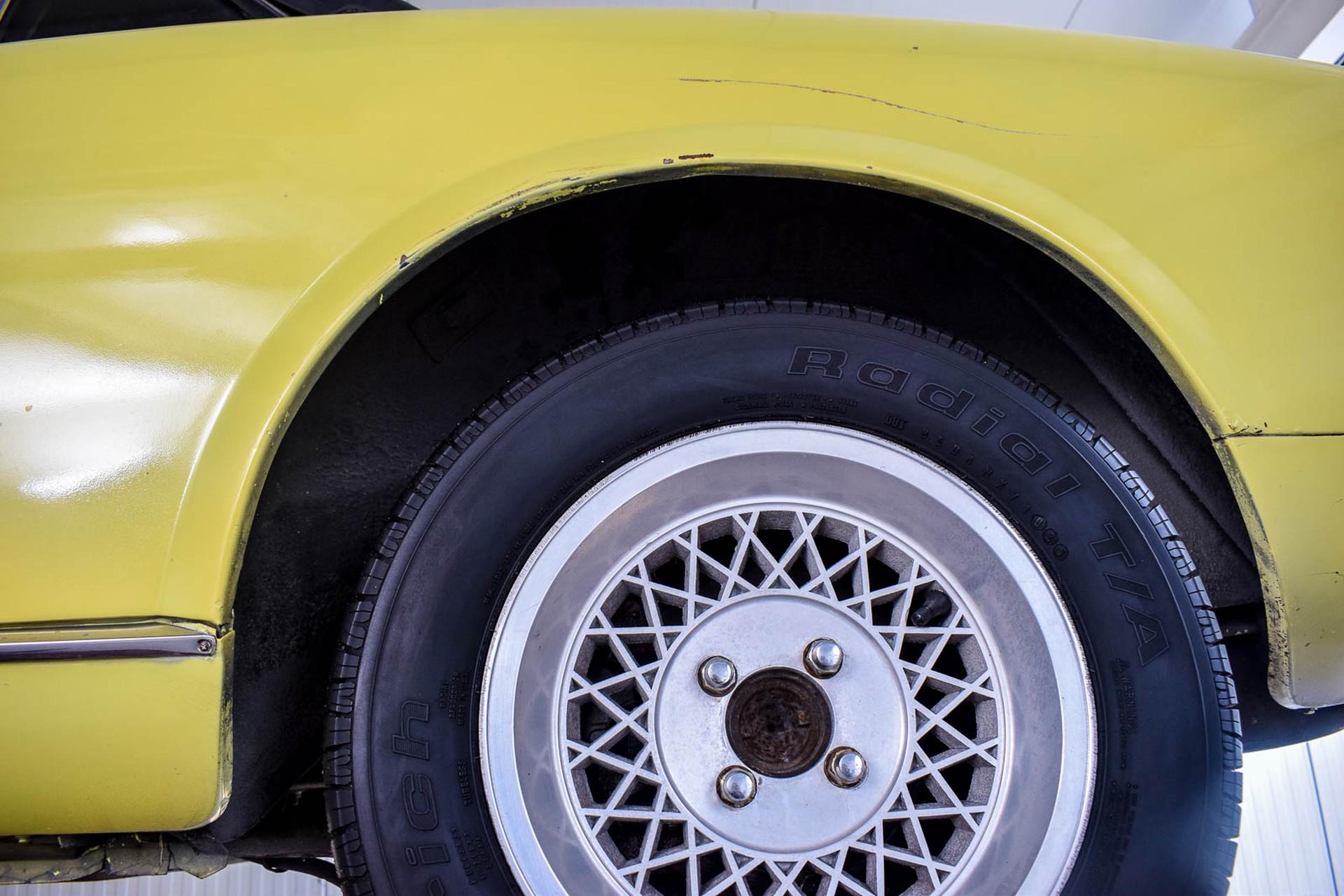 Fiat 124 Spider 1600 Foto 55
