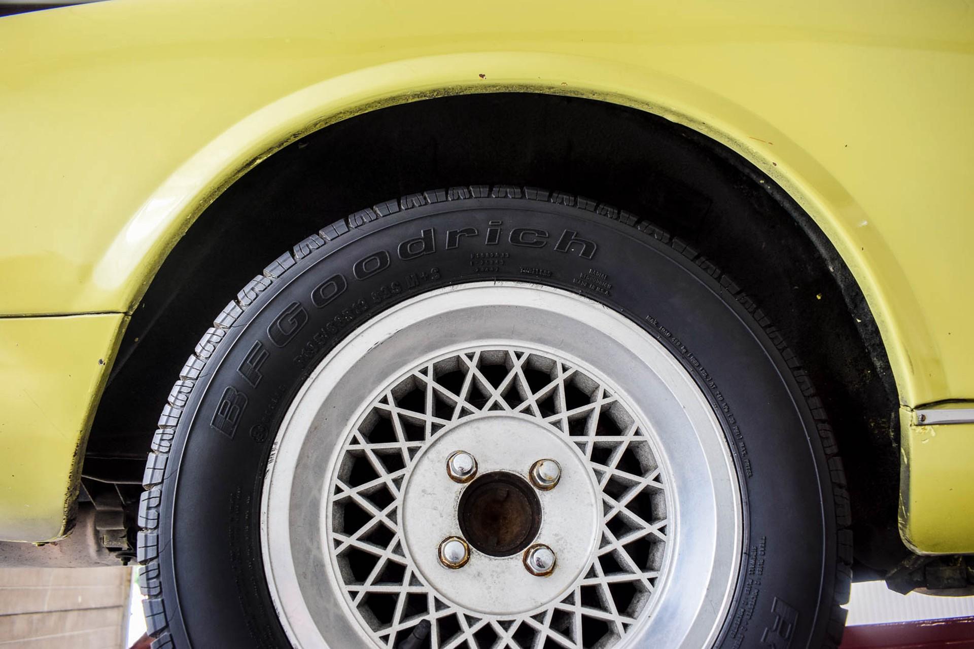 Fiat 124 Spider 1600 Foto 58