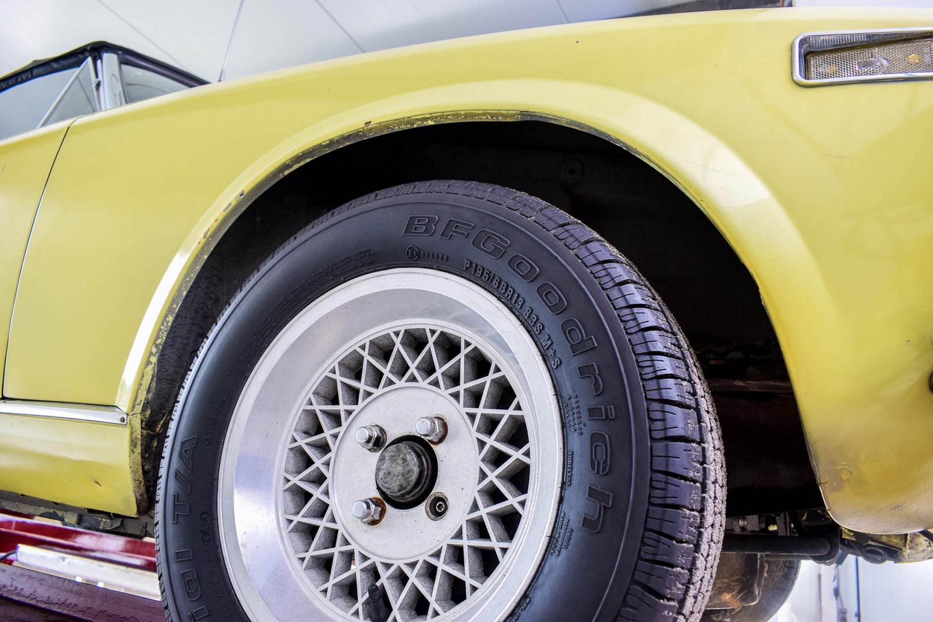 Fiat 124 Spider 1600 Foto 60