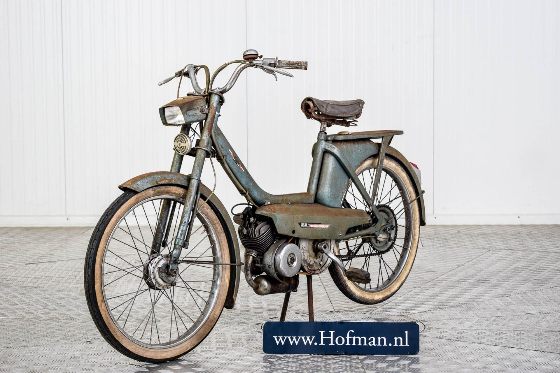 1964 プジョー BB