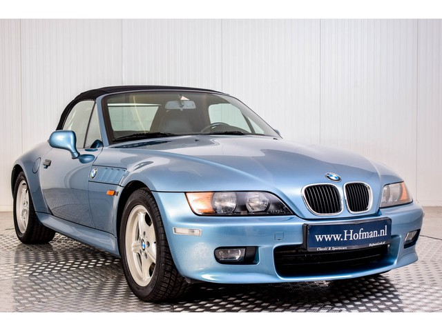 BMW Z3 Roadster 2.8 88000 KM! Foto 22