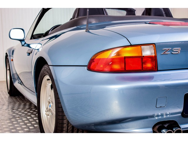 BMW Z3 Roadster 2.8 88000 KM! Foto 30