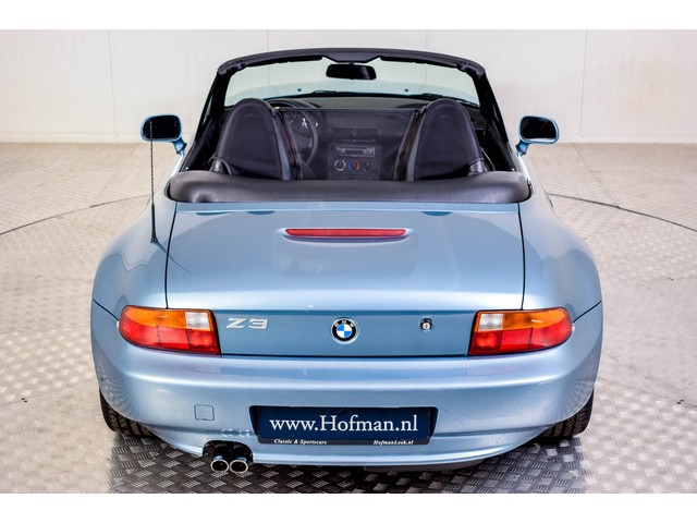BMW Z3 Roadster 2.8 88000 KM! Foto 4